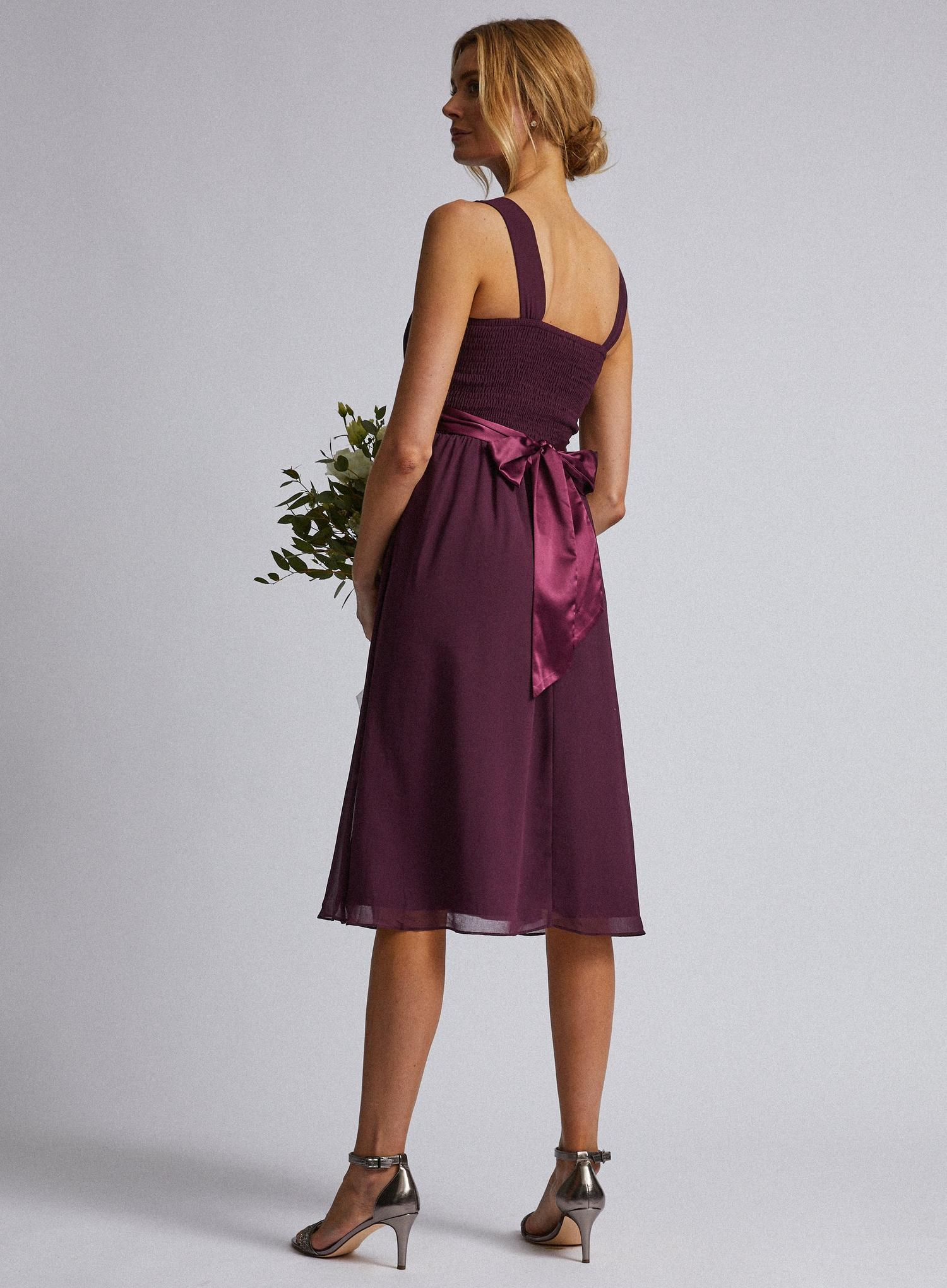 157 Mulberry Bethany Midi Dress image number 2