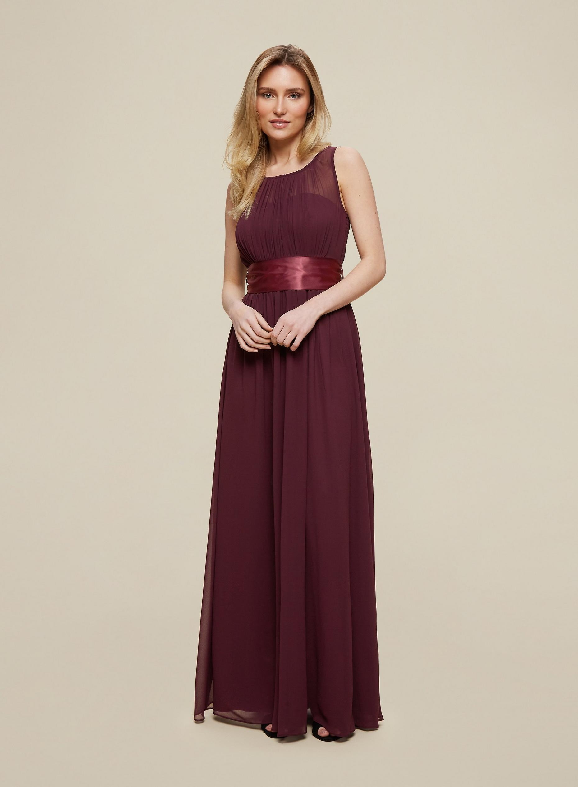 Mulberry Natalie Maxi Dress