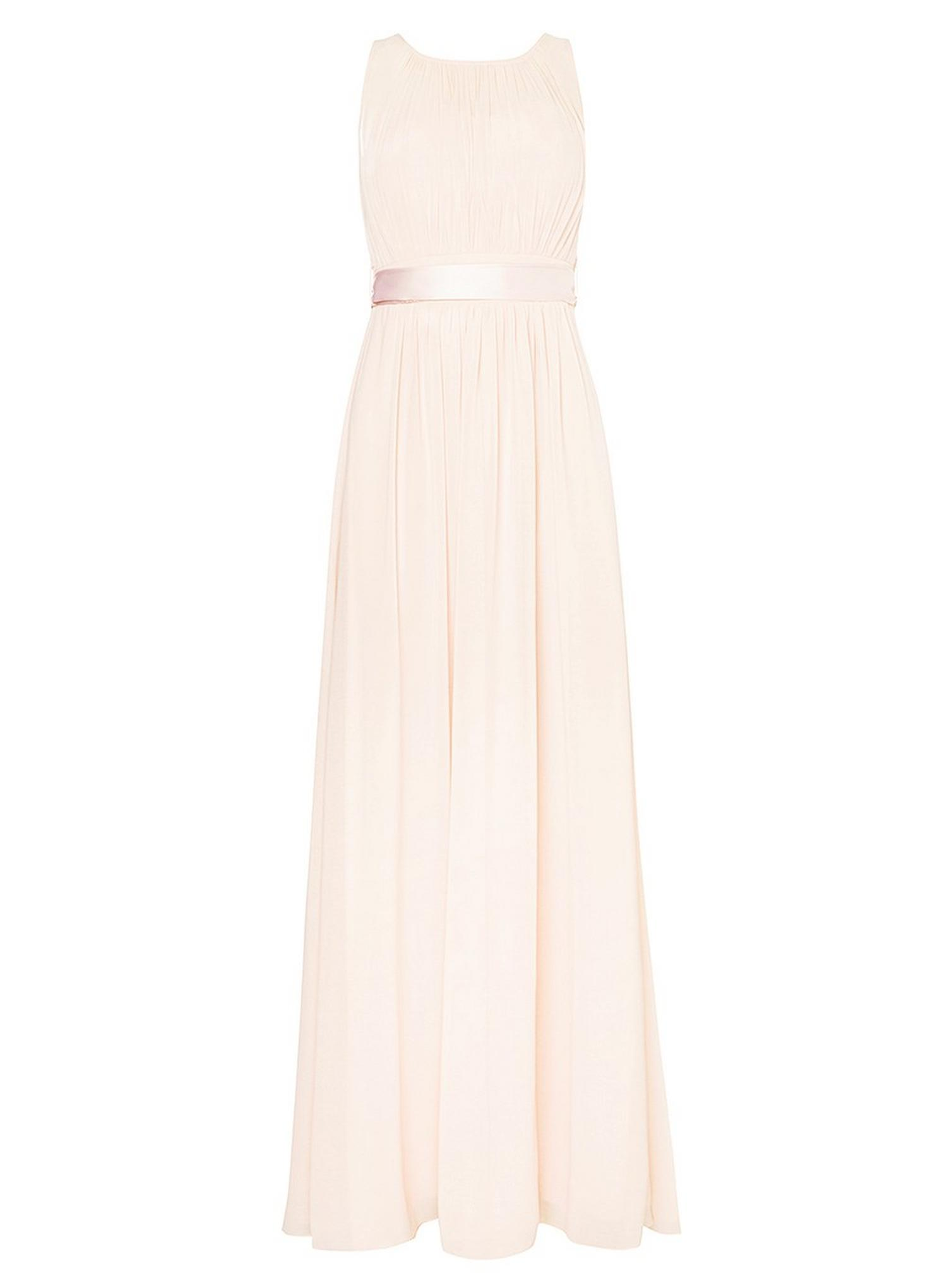 153 Petite Natalie Blush Maxi Dress image number 2