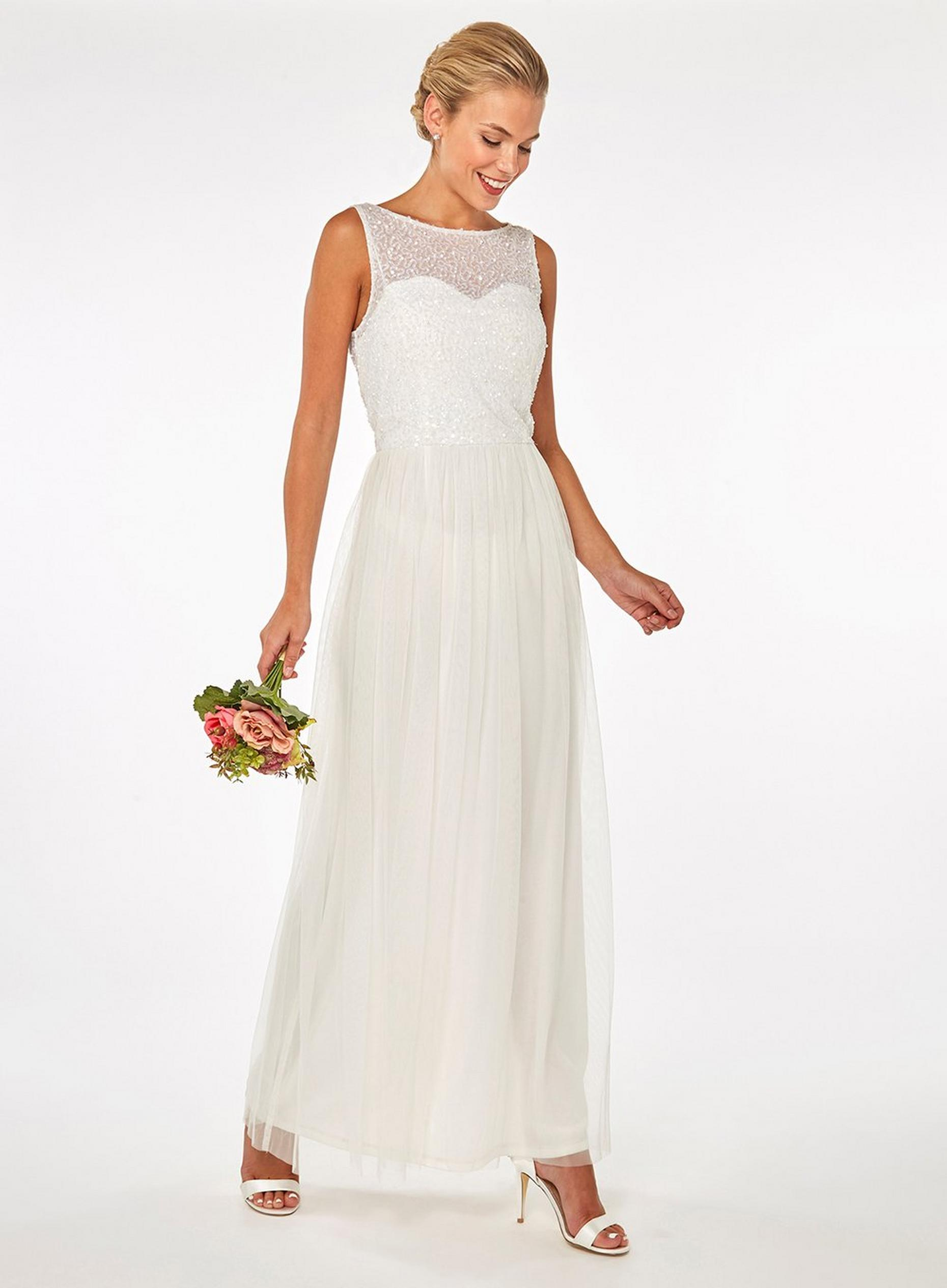 Bridal Amaya Maxi Dress