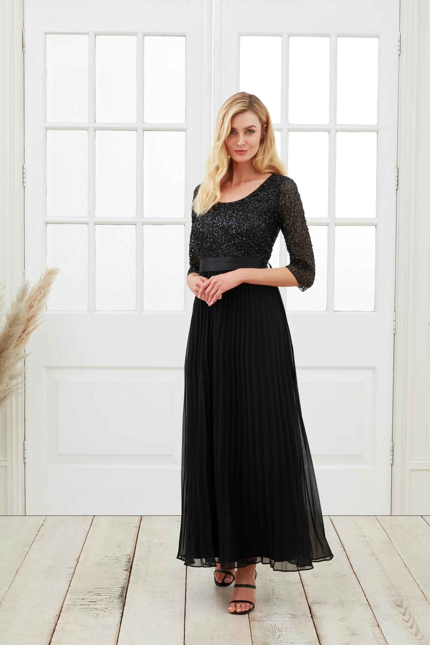 105 Sequin Maxi Dress image number 2