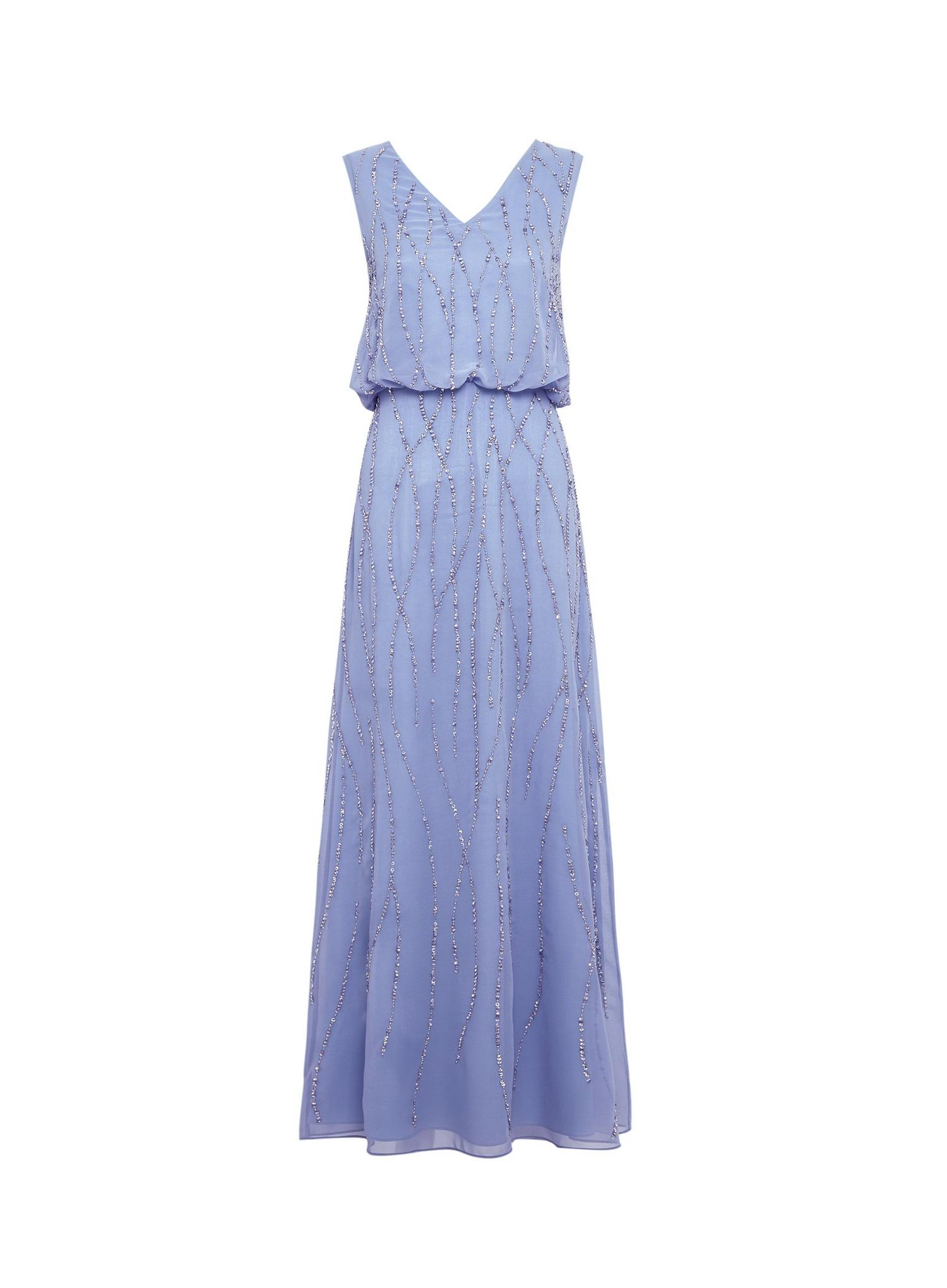 106 Cornflower Morgan Maxi Dress image number 2
