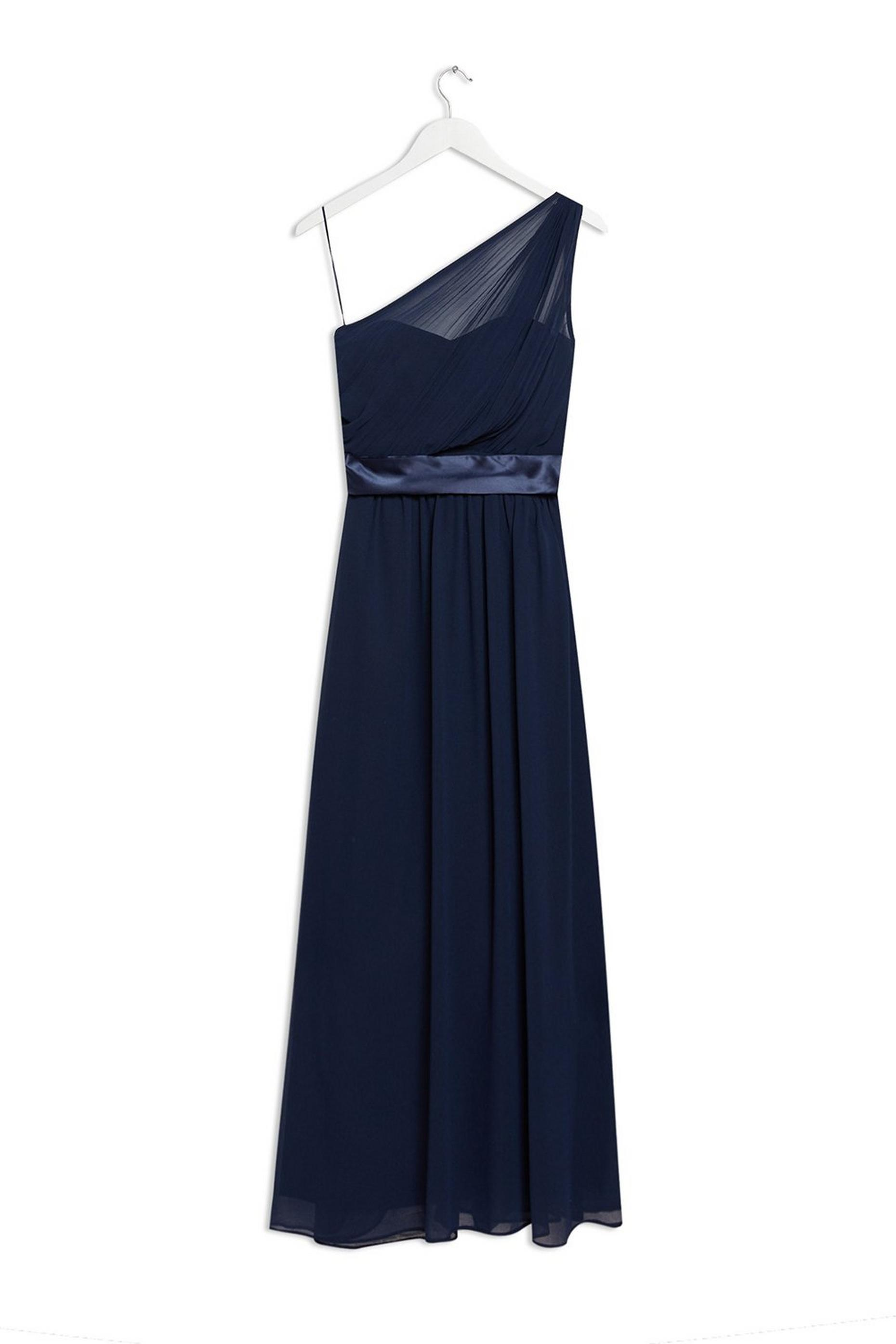 Navy Sadie Maxi Dress