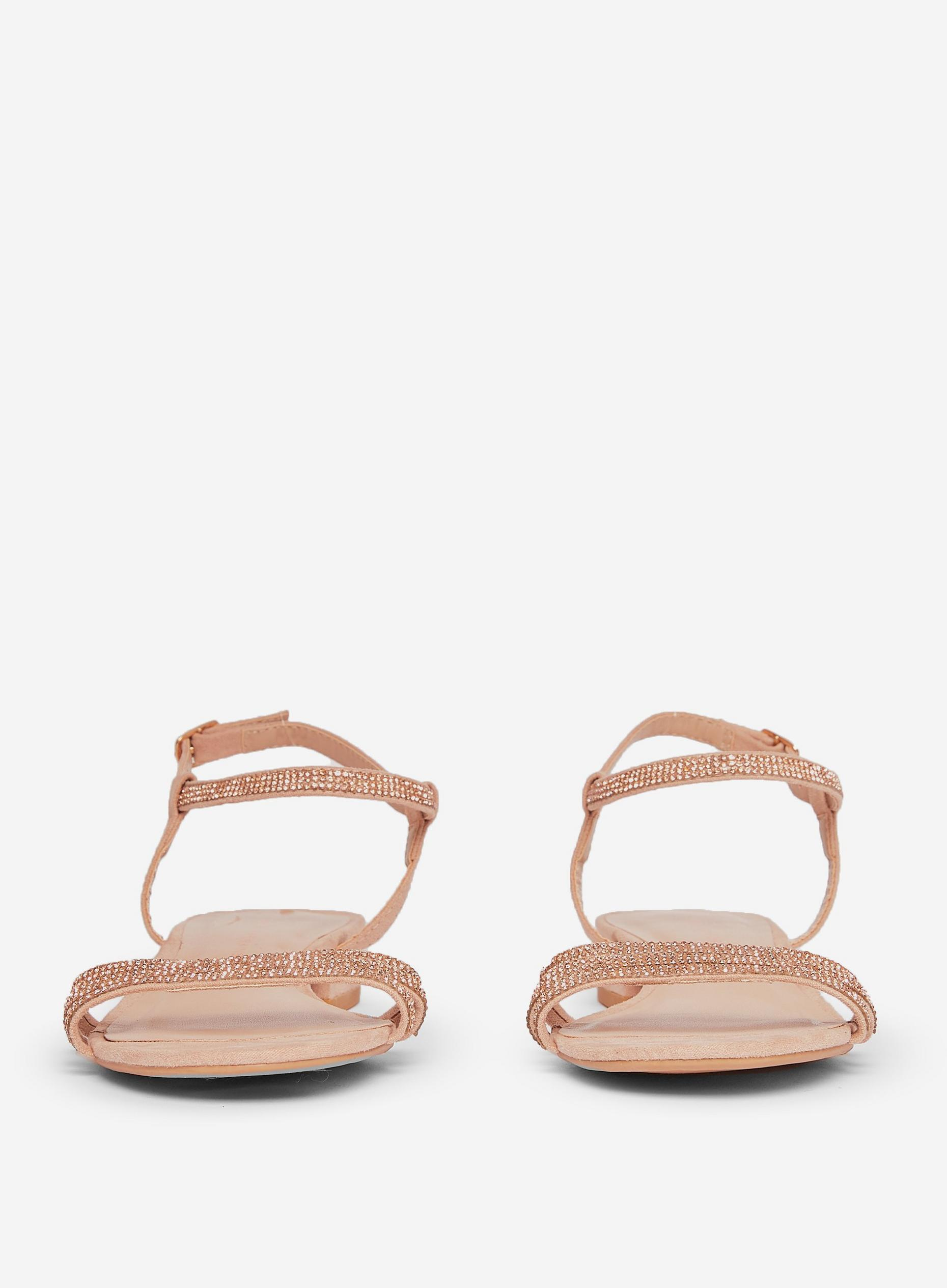 Blush Soo Heeled Sandals