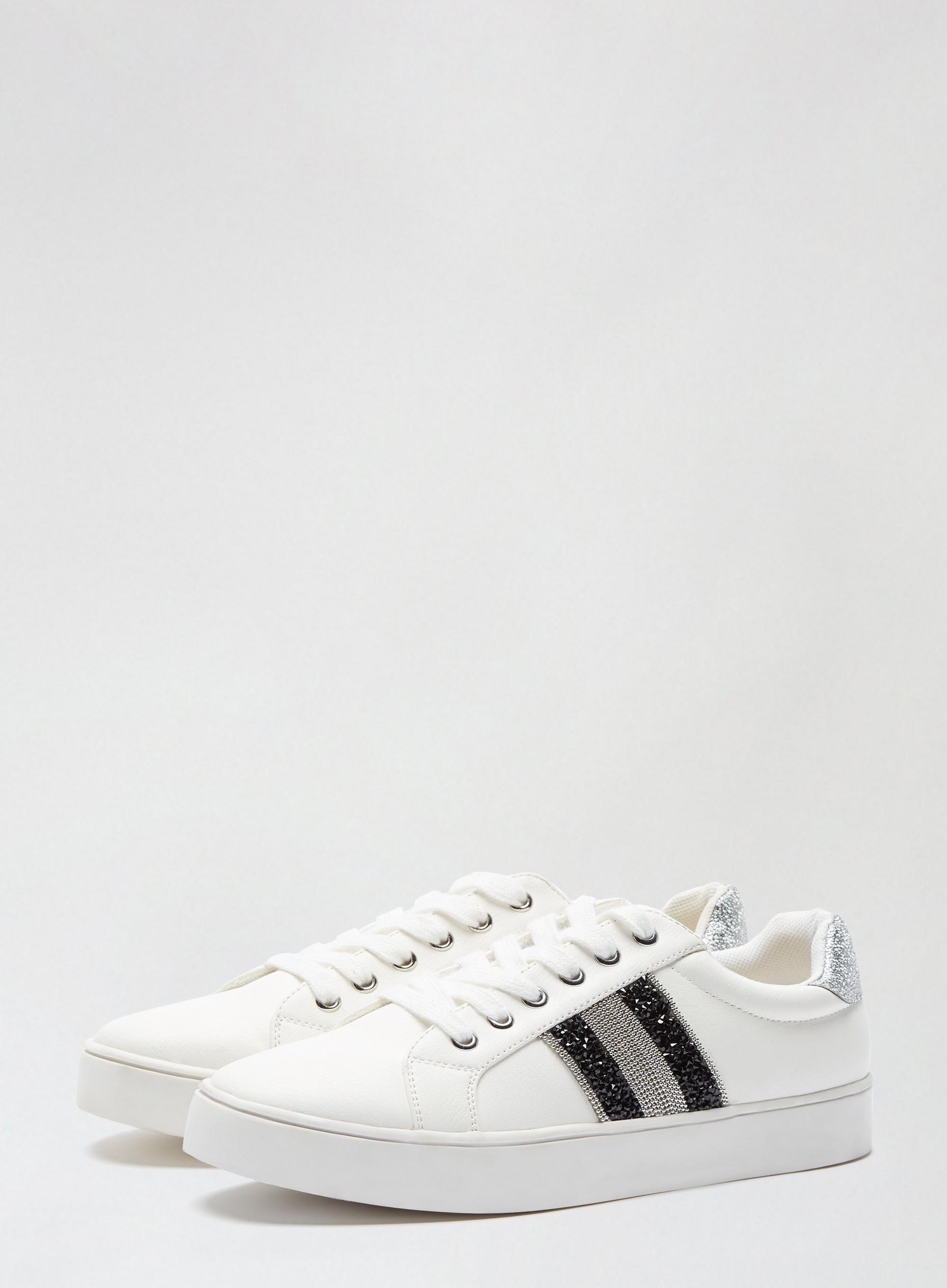 White Irinez Trainers