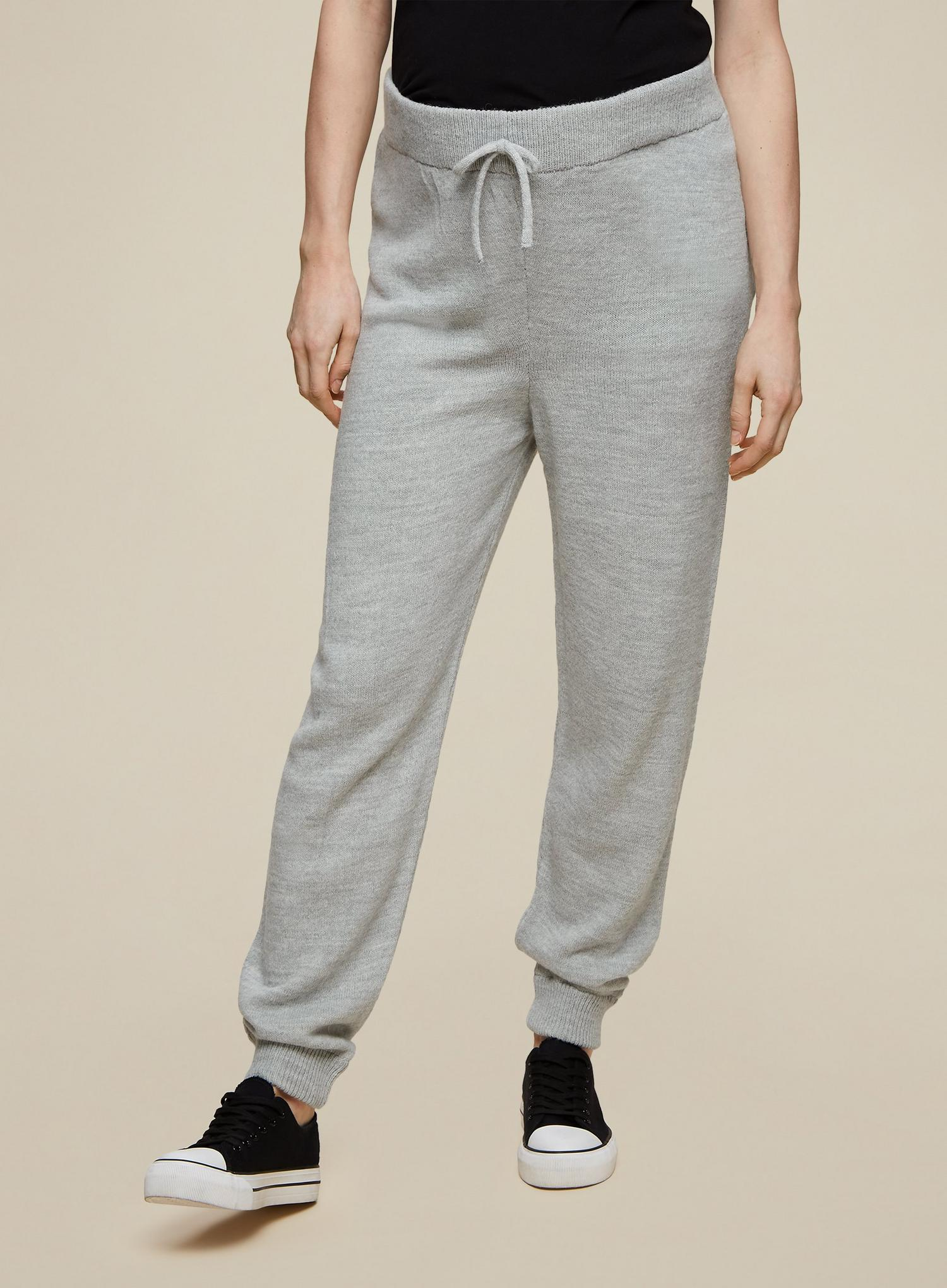131 Maternity Grey Joggers image number 1