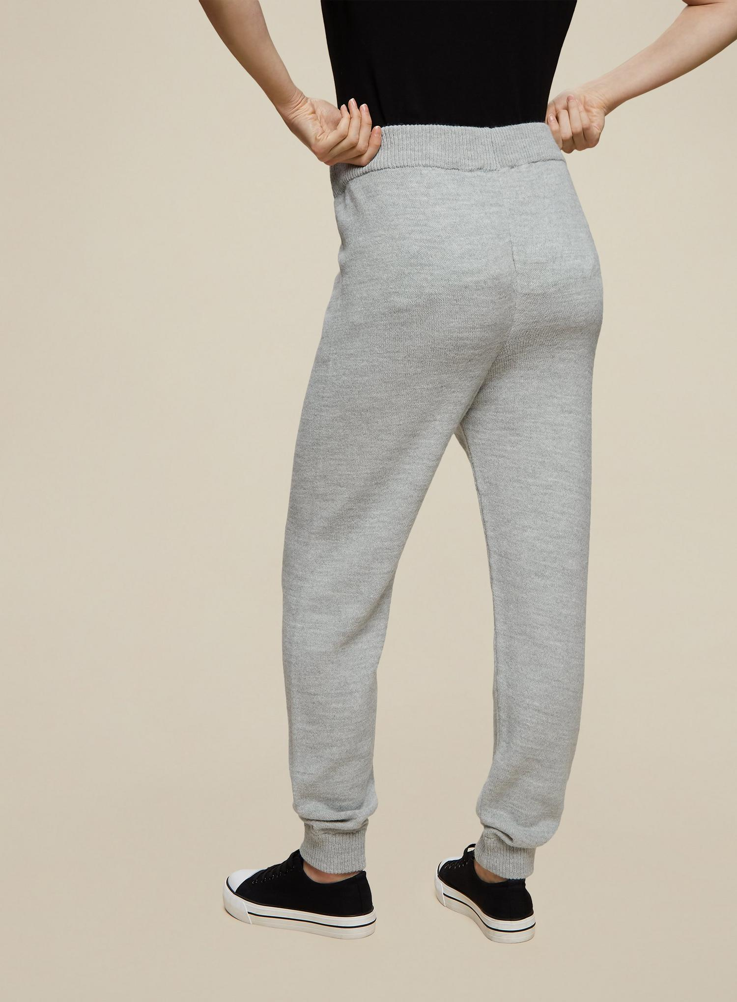 131 Maternity Grey Joggers image number 4