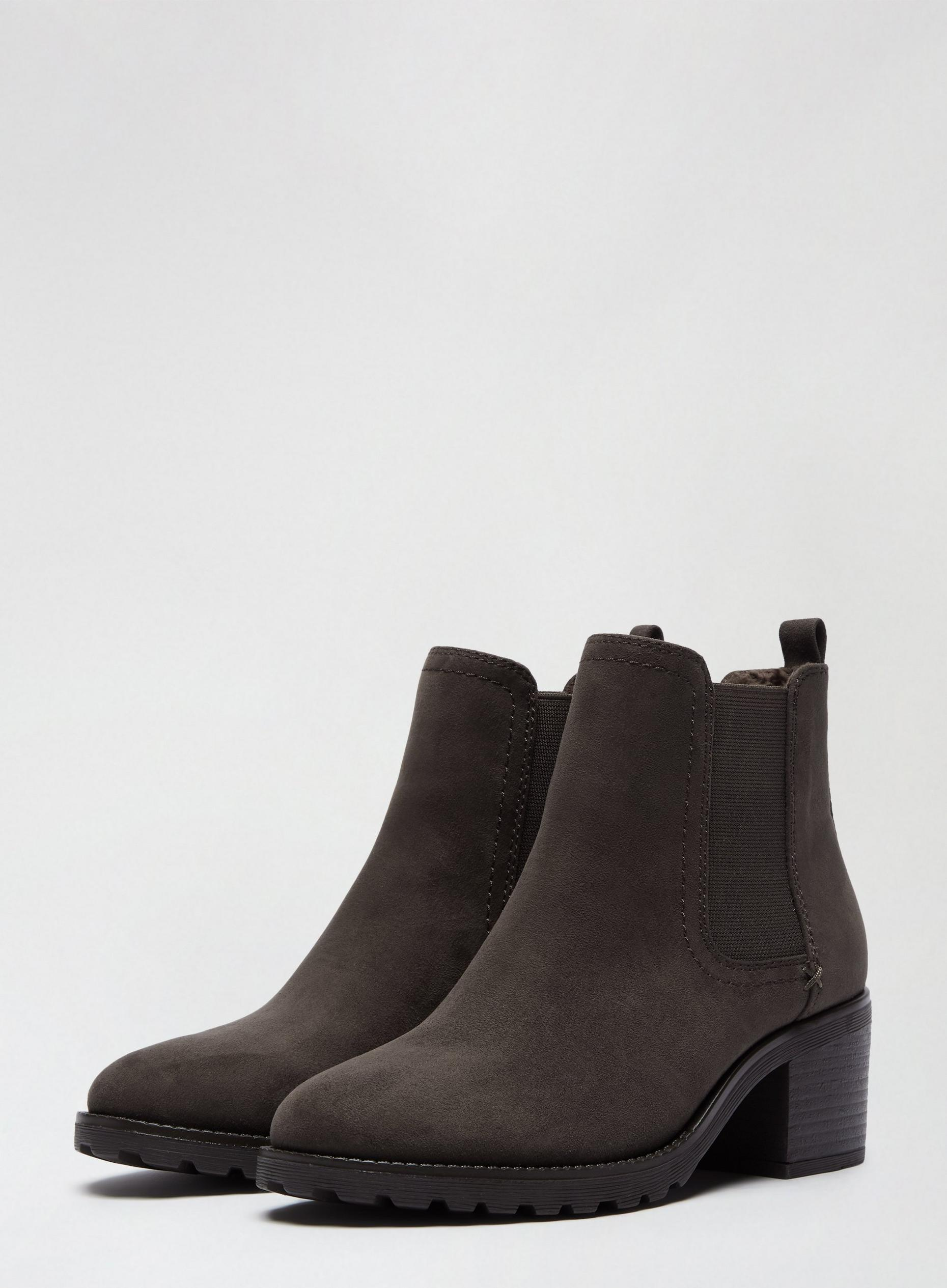 Chocolate Brown Ami Chelsea Boots