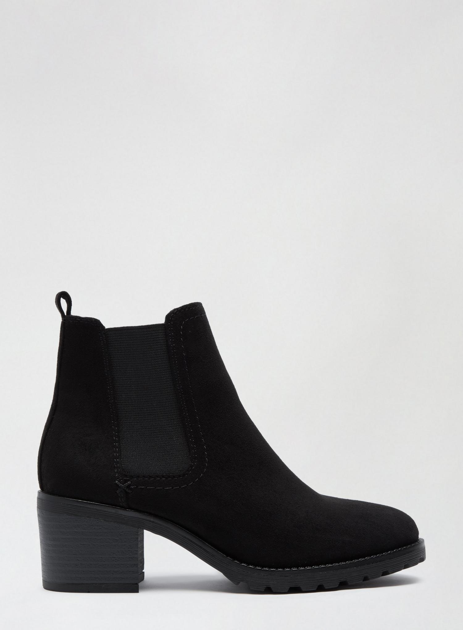 105 Black Ami Chelsea Boots image number 2