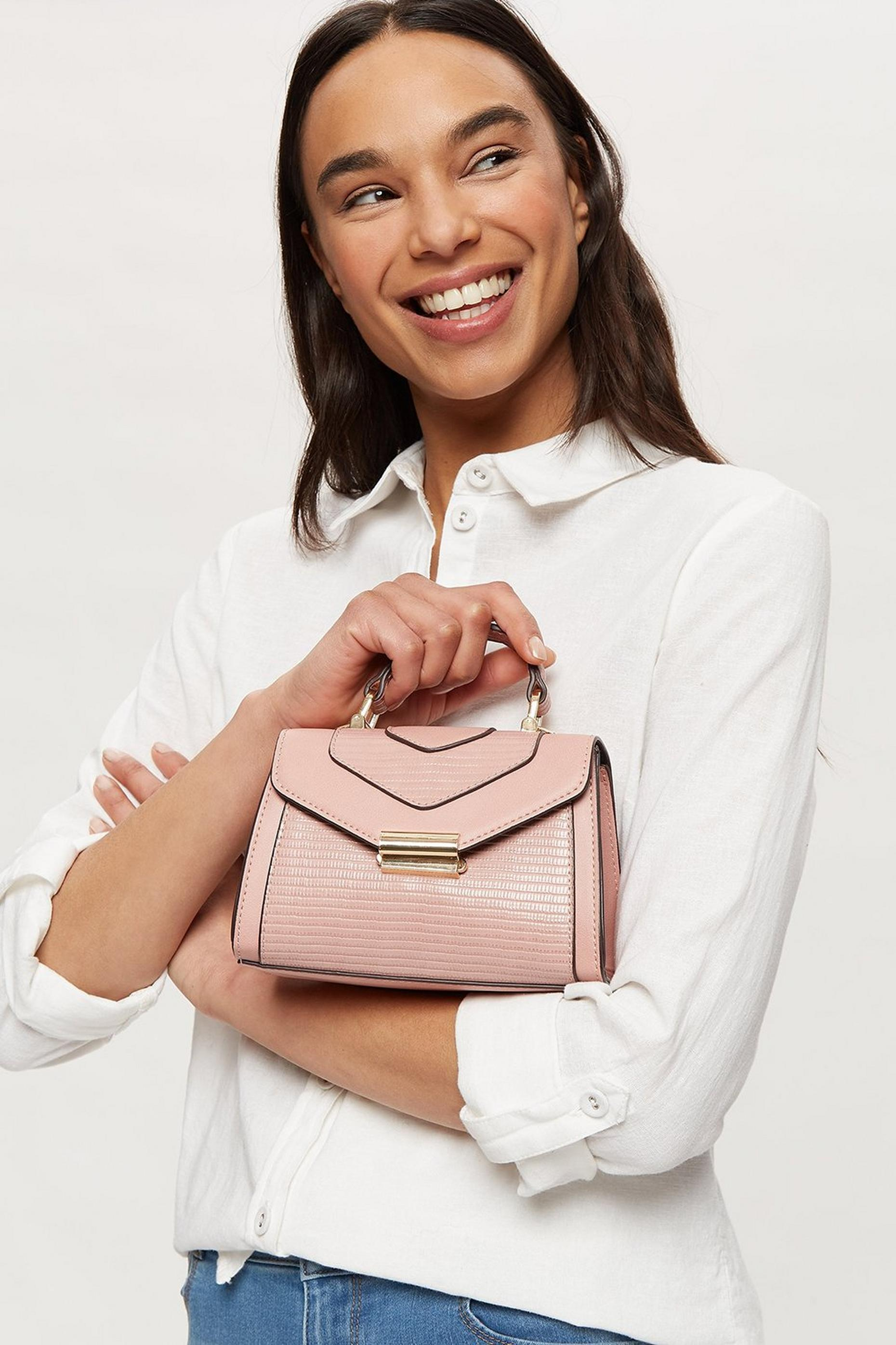 Blush Mini Cross Body Bag