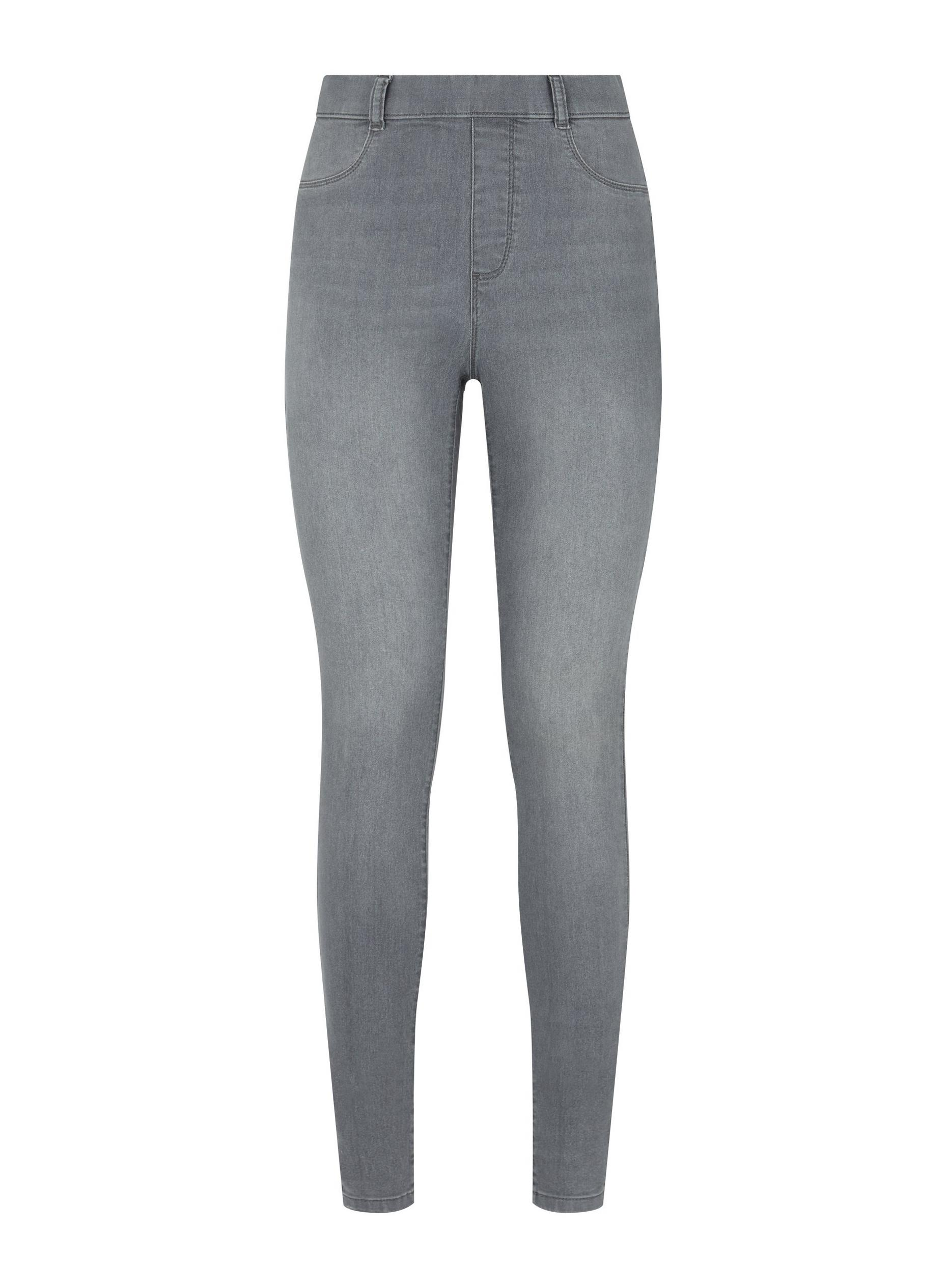 Tall Grey Eden Jeggings