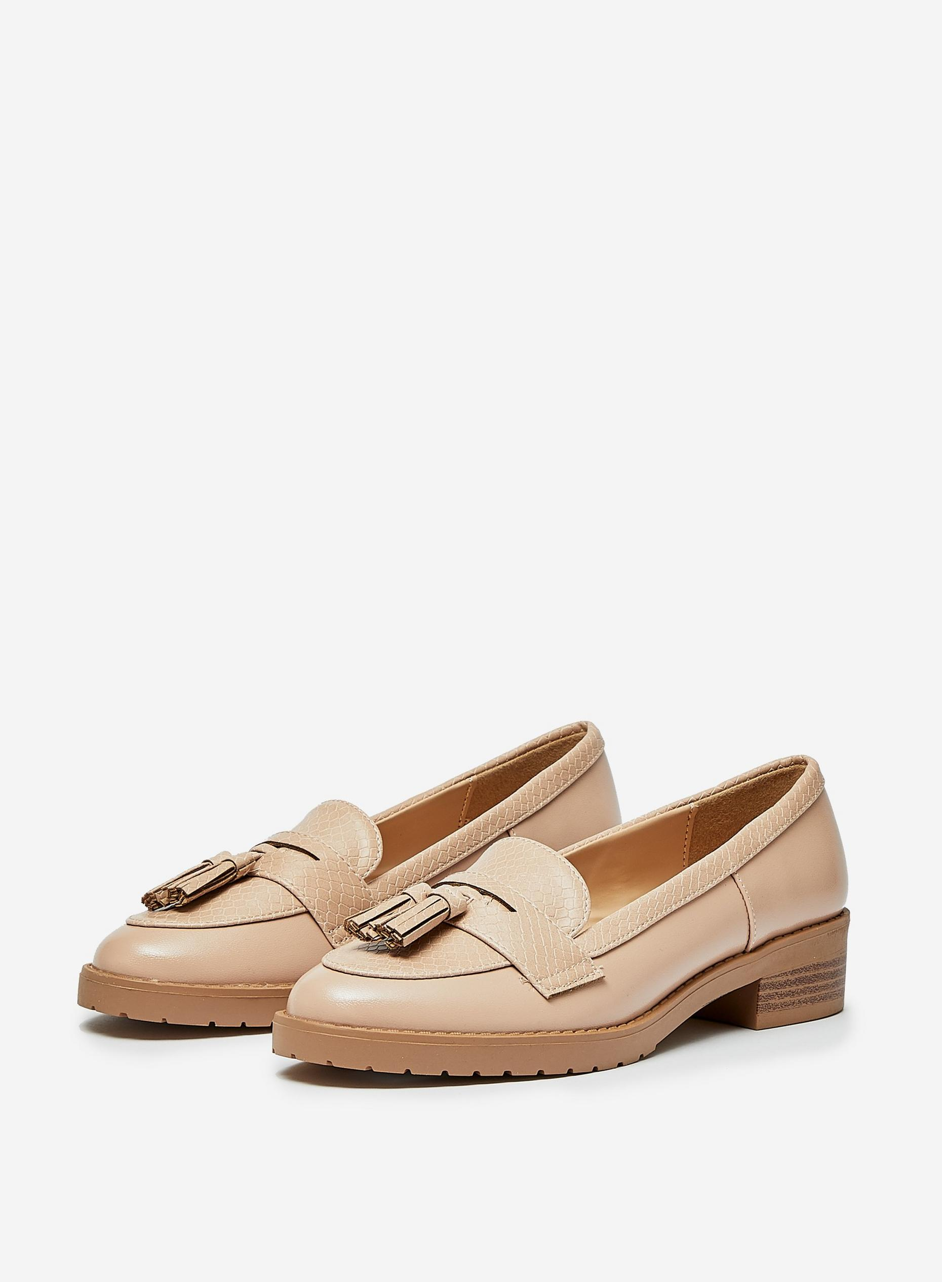 Blush Litty Loafers
