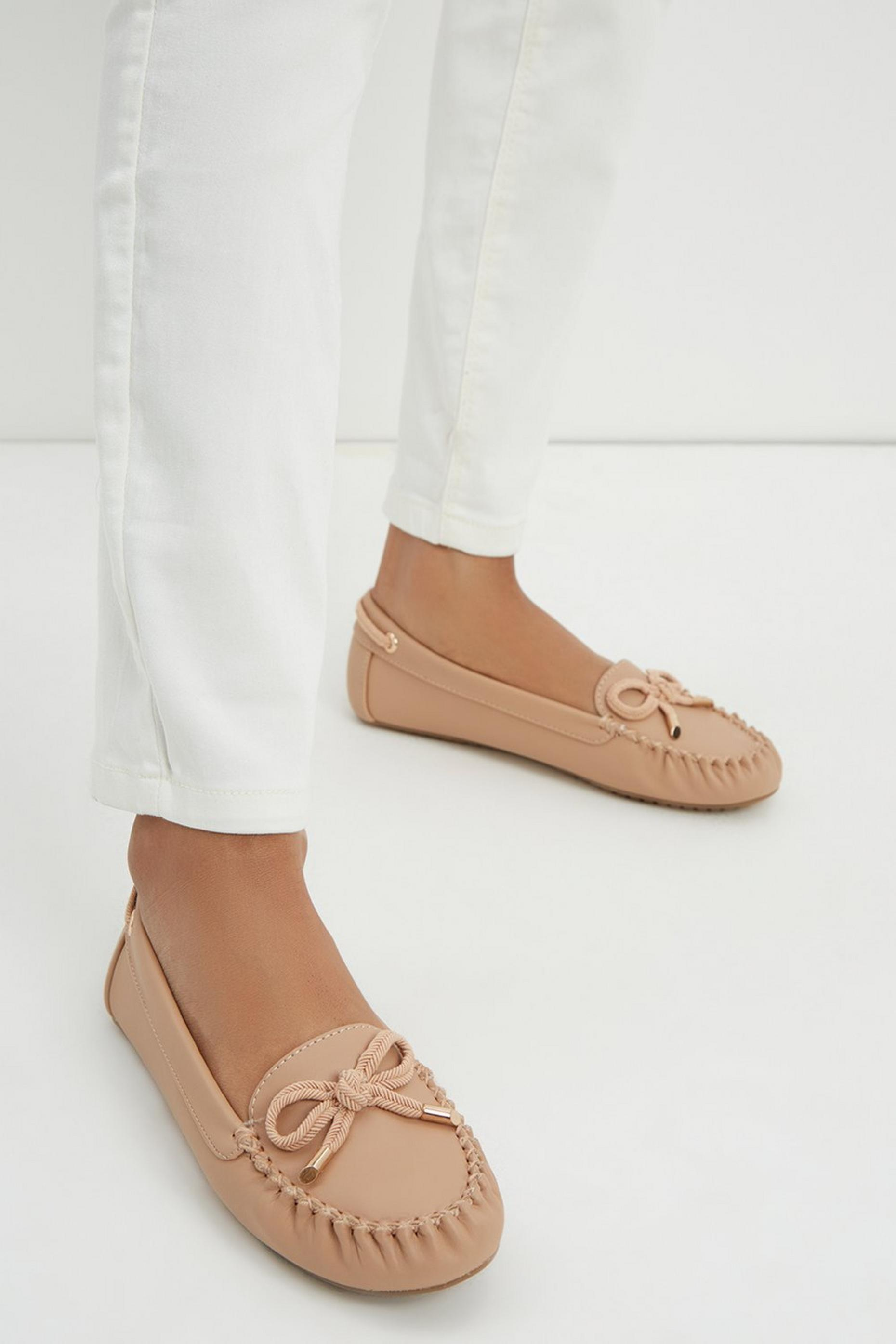 Blush Comfort Fit Levi Loafer