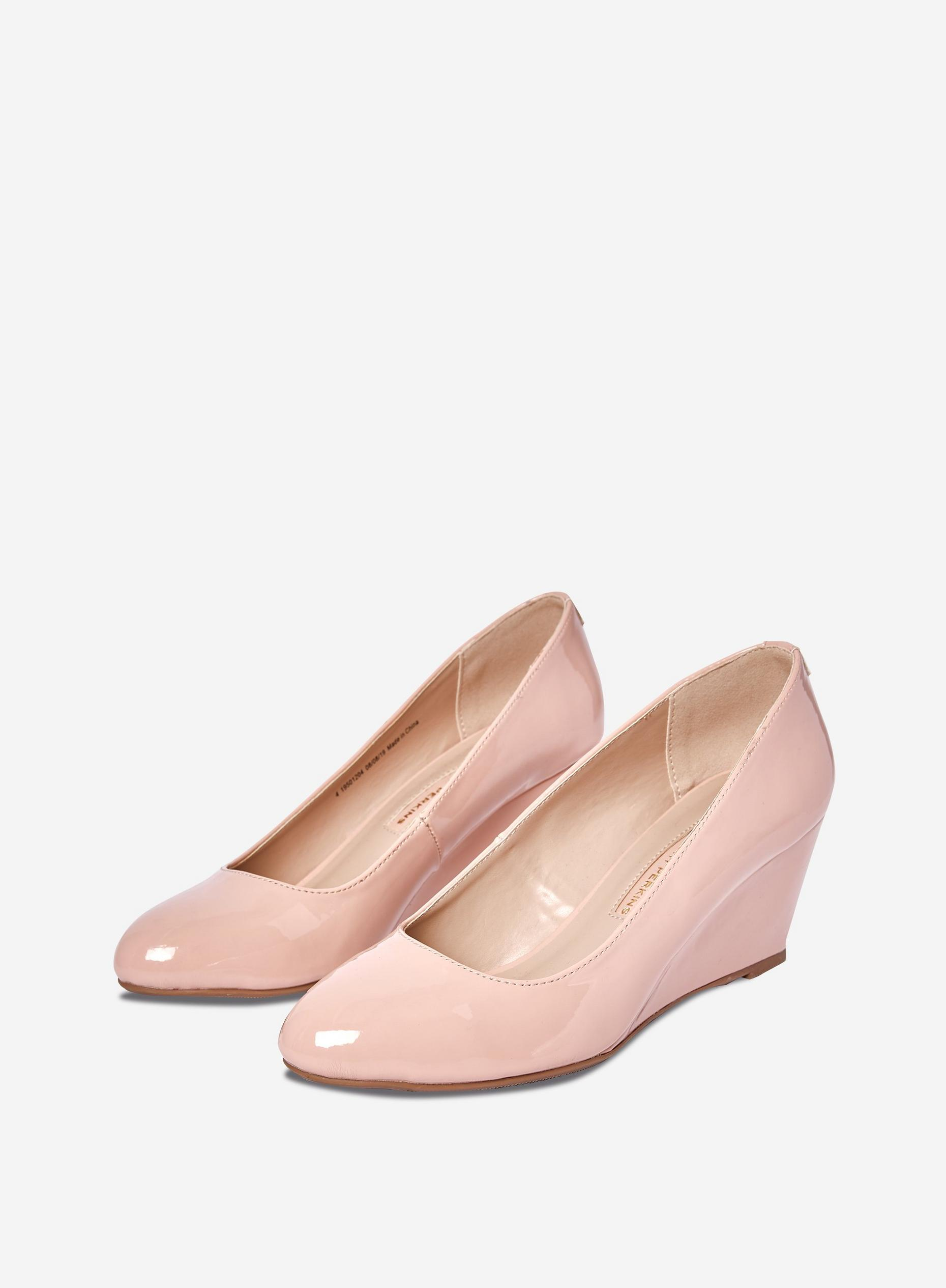 Blush Dreamer Wedge Courts
