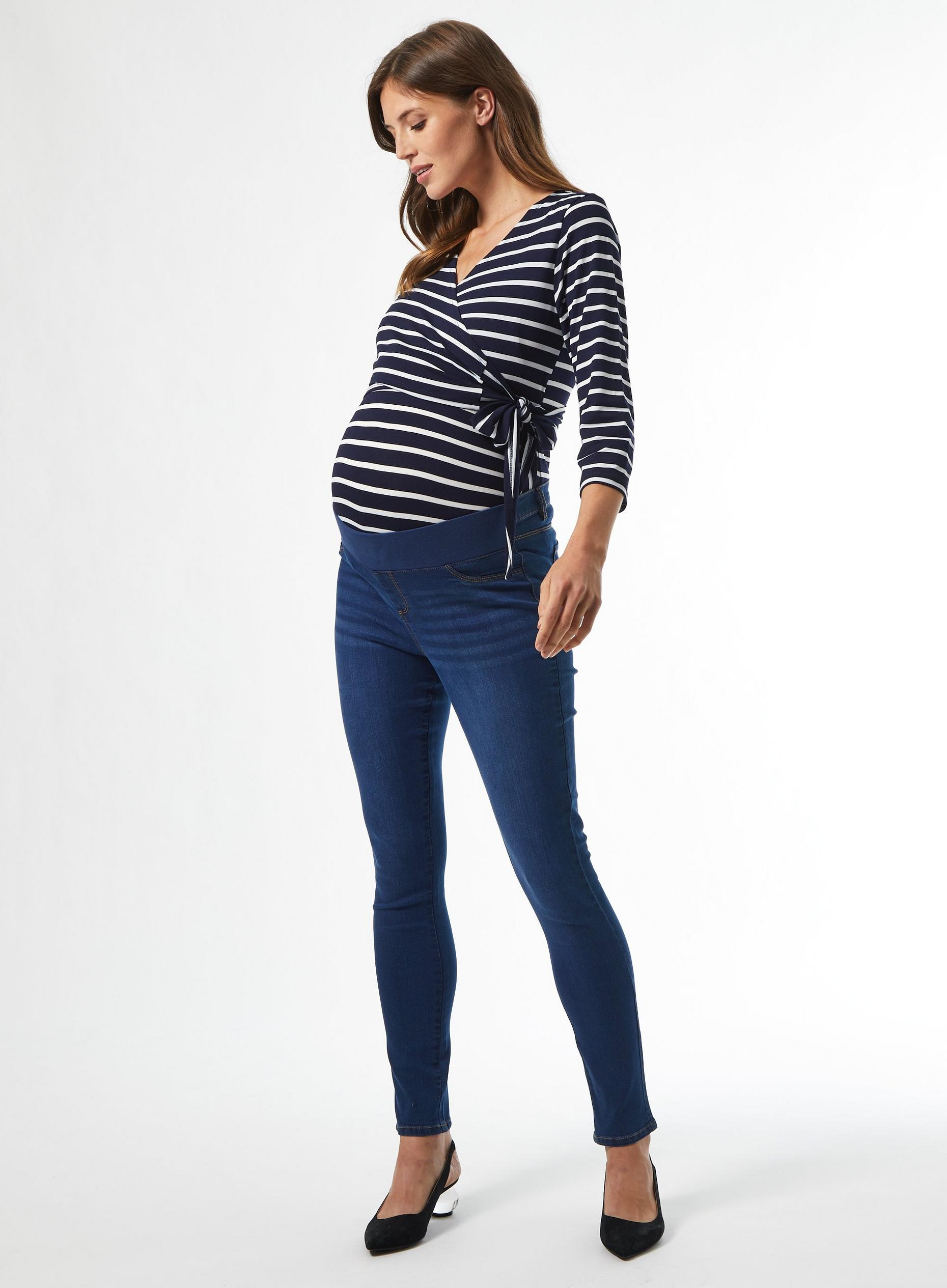 Maternity Underbump 'Ellis' Denim Jeans