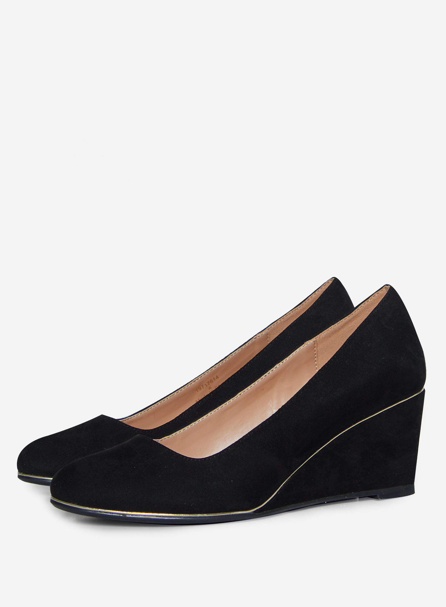 Black Dreaming Court Shoes