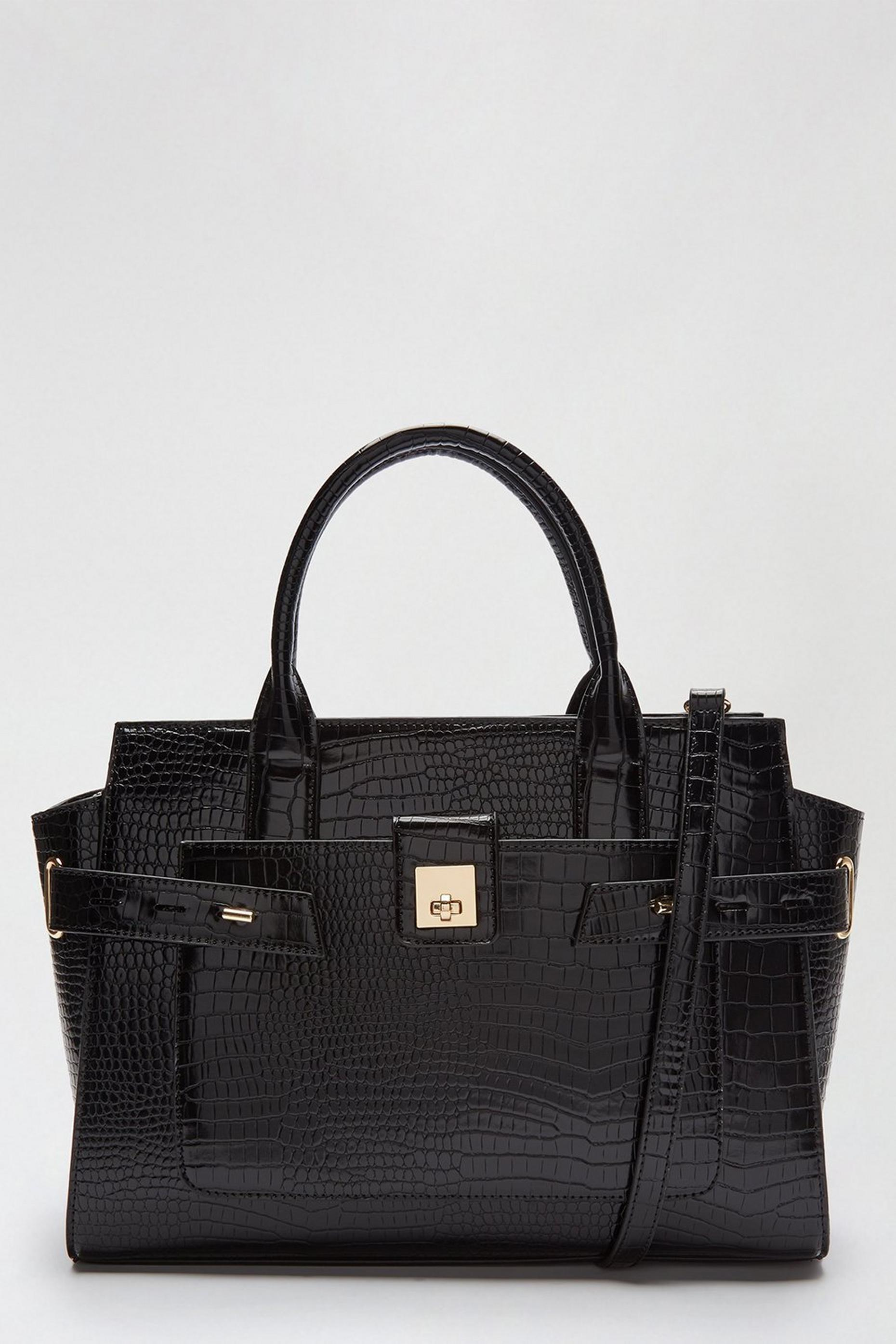Black Workwear Tote