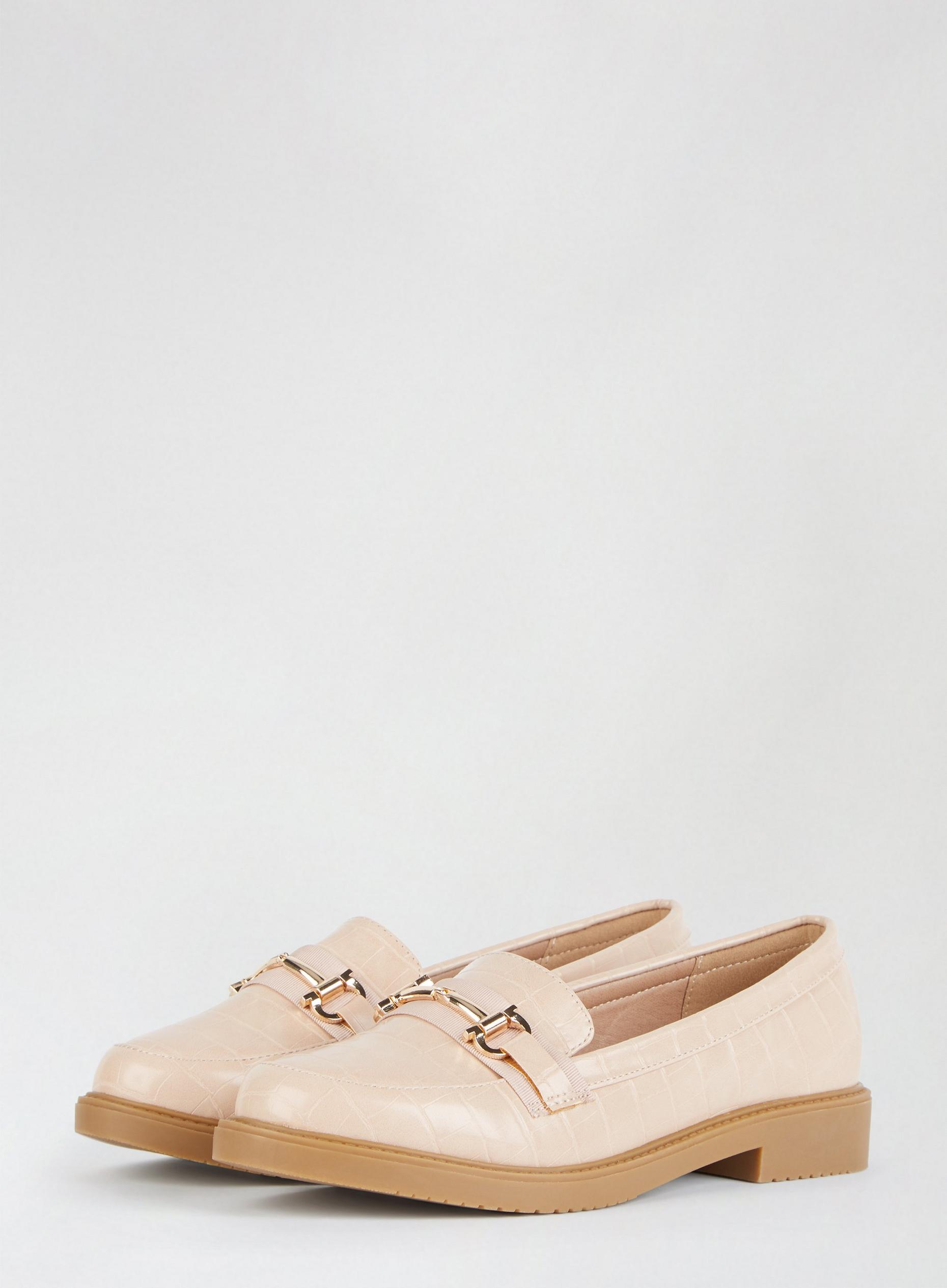 Blush Liberty Loafers