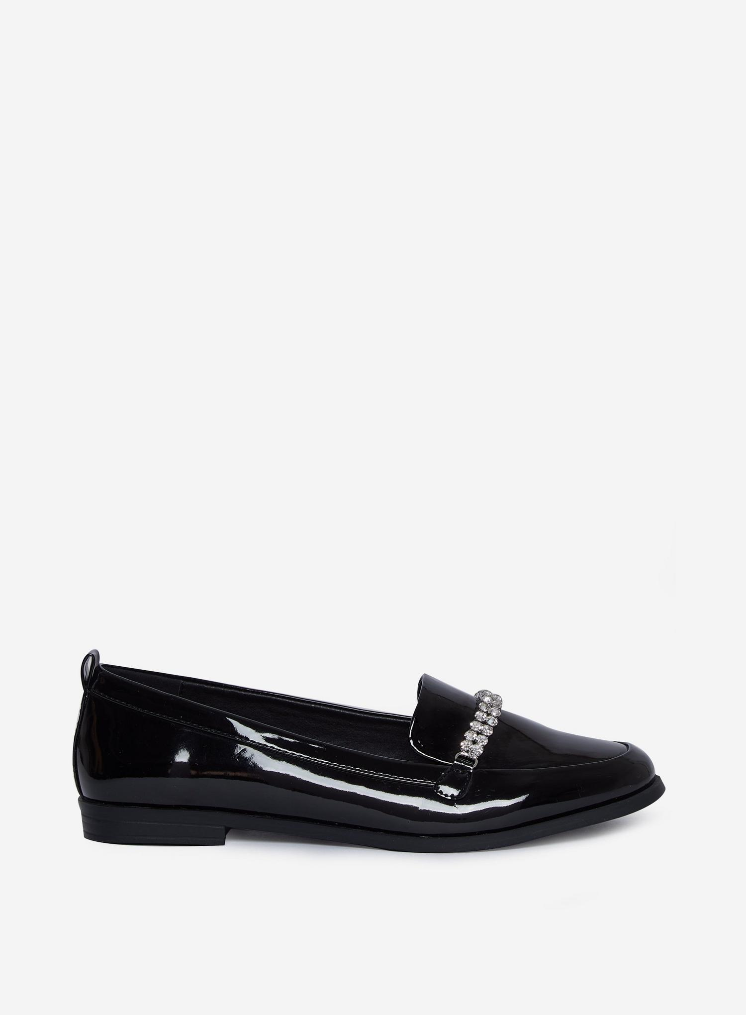 105 Black Lightning Loafers image number 2