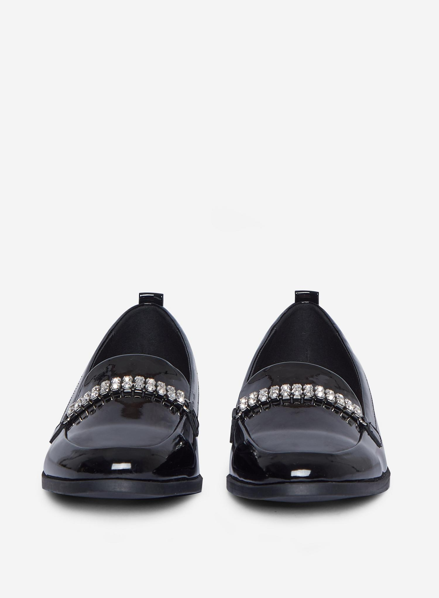 105 Black Lightning Loafers image number 3