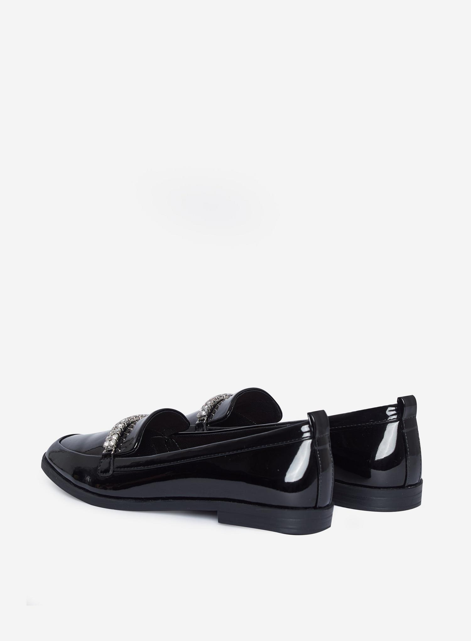 105 Black Lightning Loafers image number 4