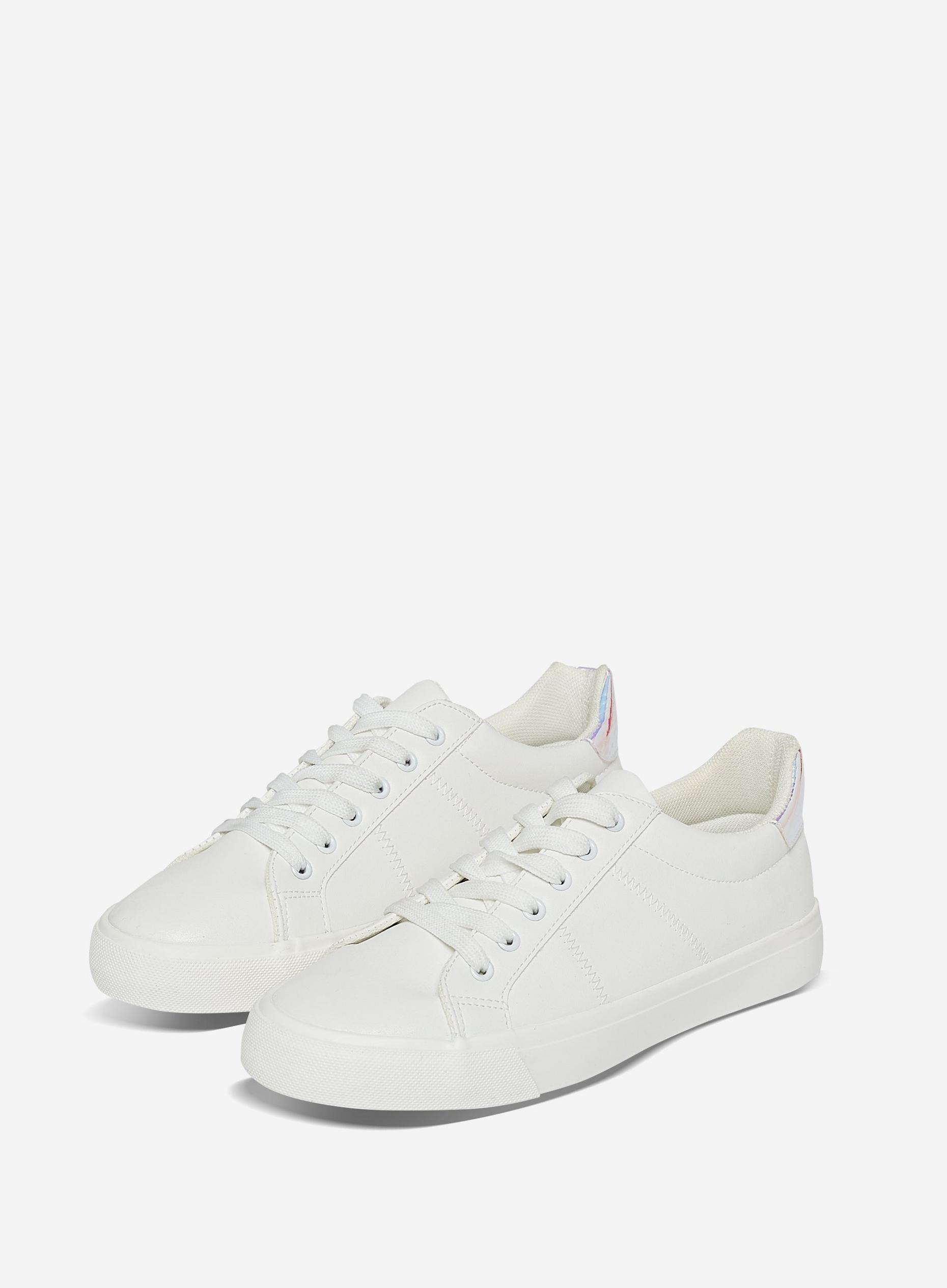 White Ink Trainers