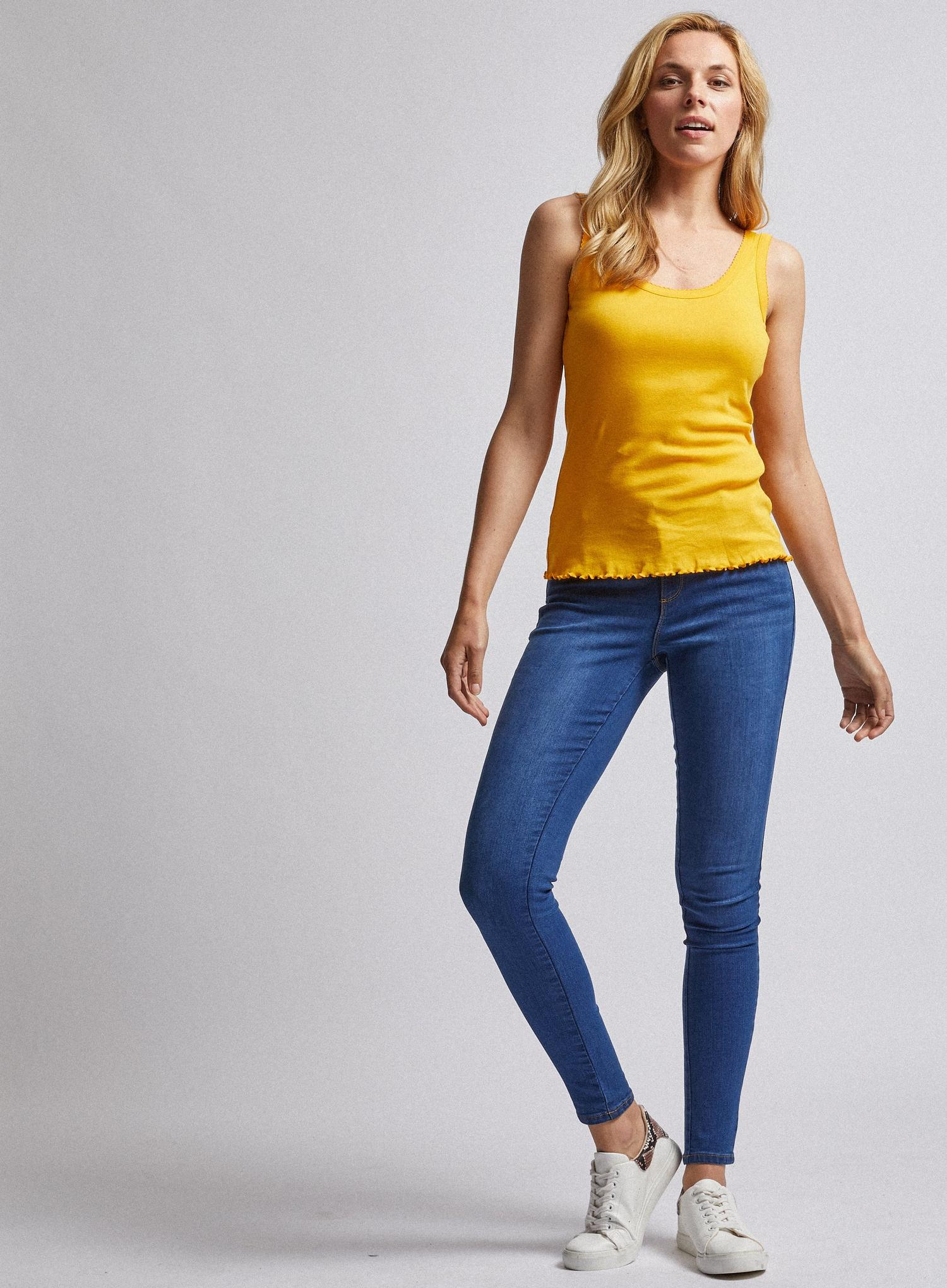 106 Midwash Regular Ellis Skinny Jeans image number 4
