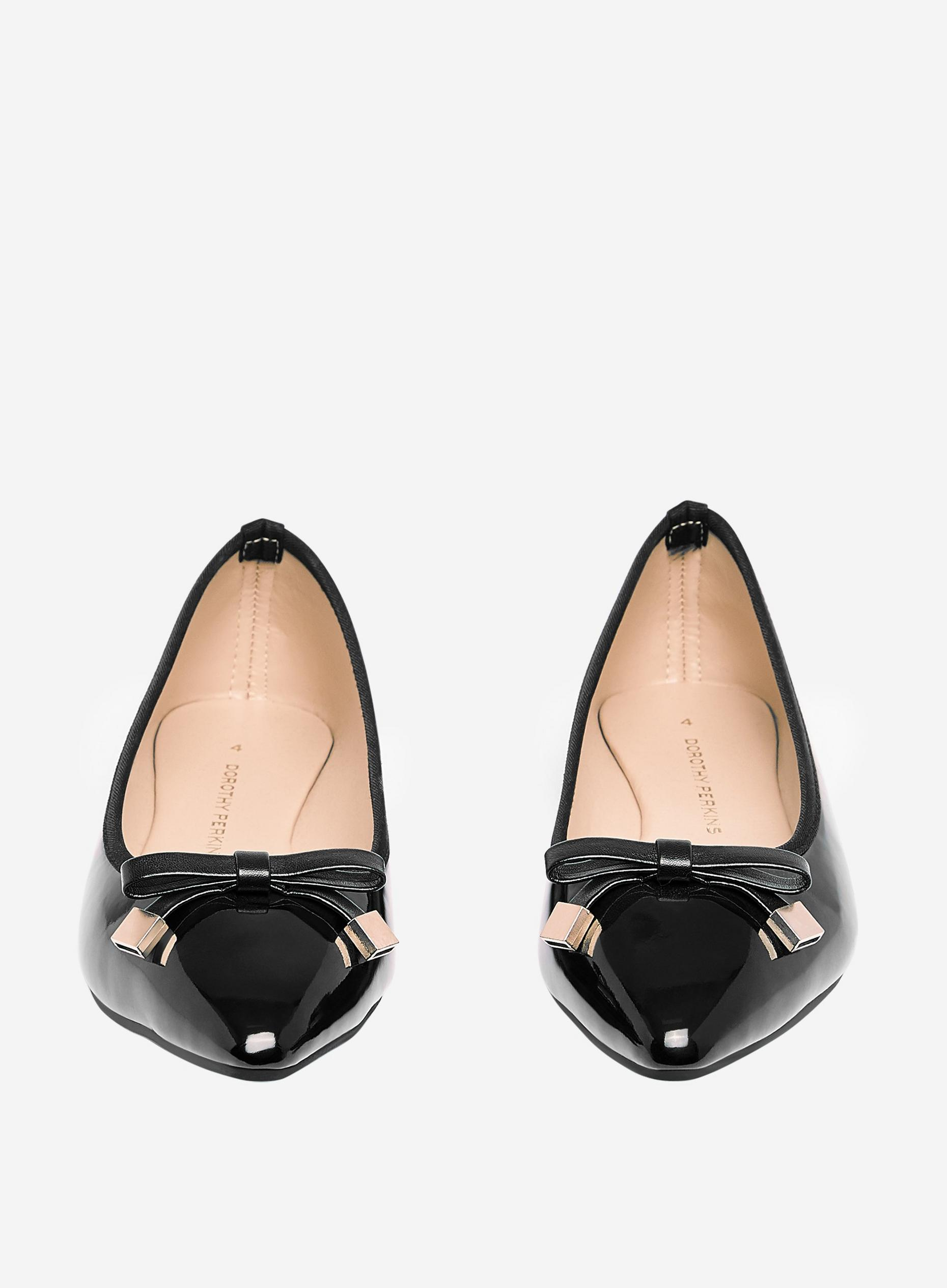 Black Perri Pumps
