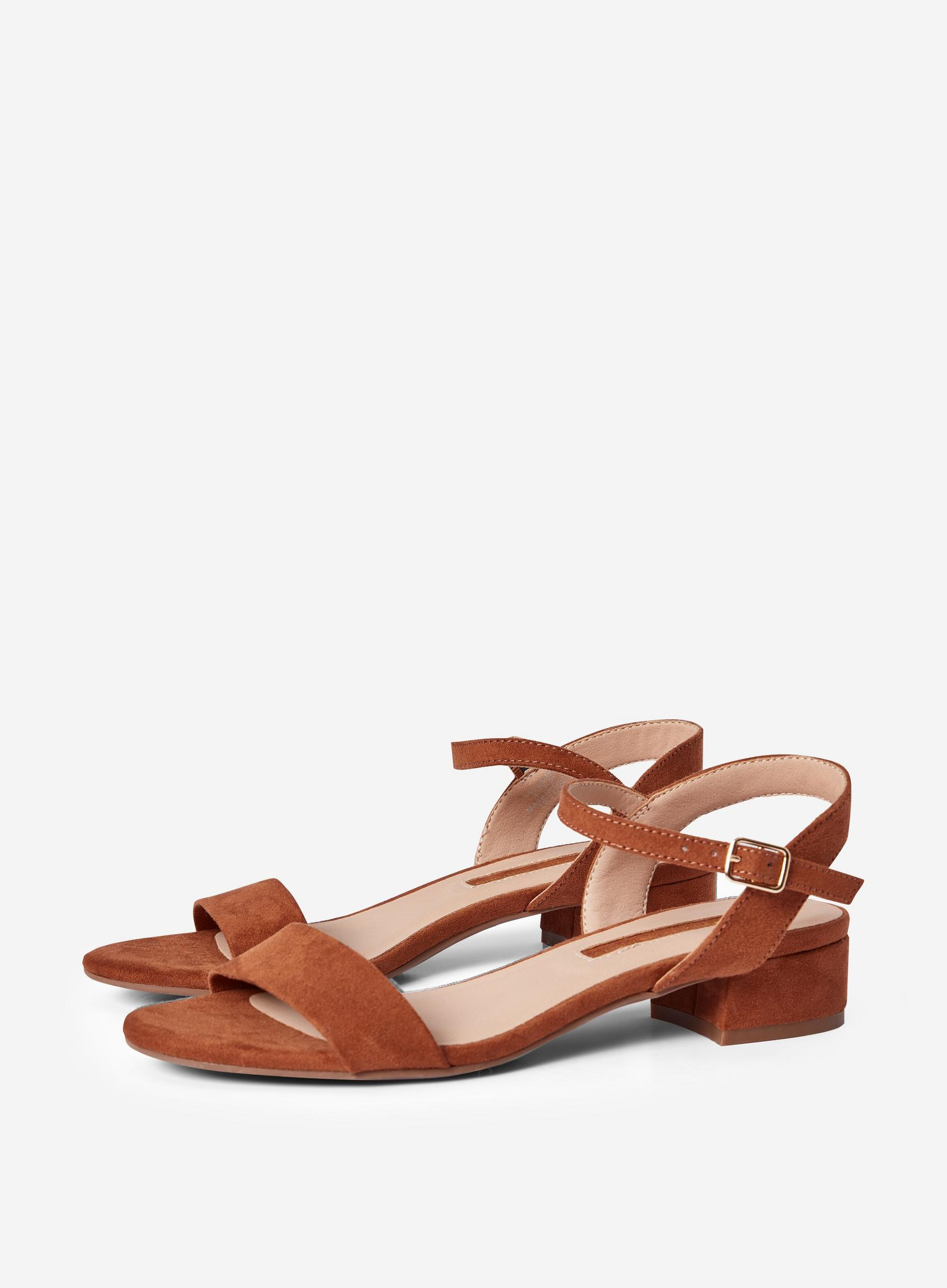 Tan Sprightly Sandals
