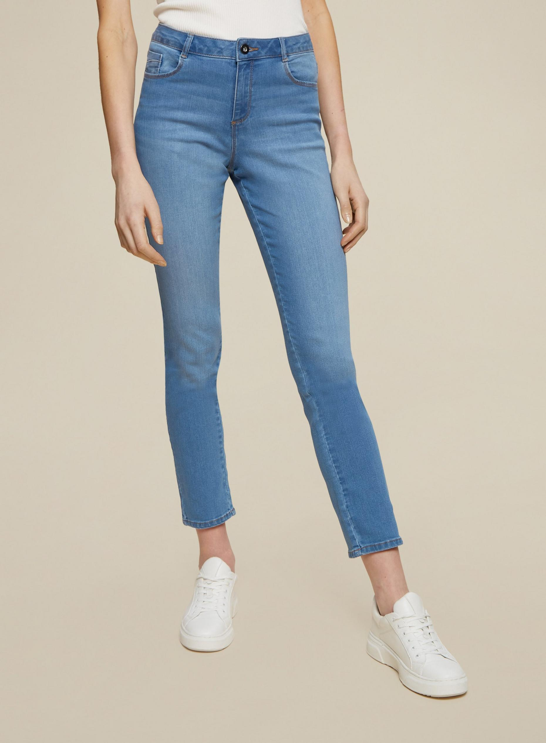 Lightwash Regular Ellis Slim Jeans