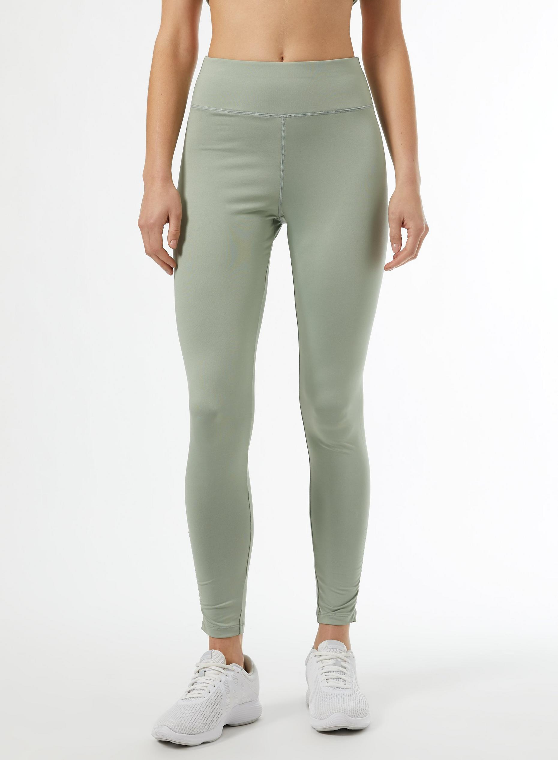 Sage Ruched Ankle Yoga Leggings