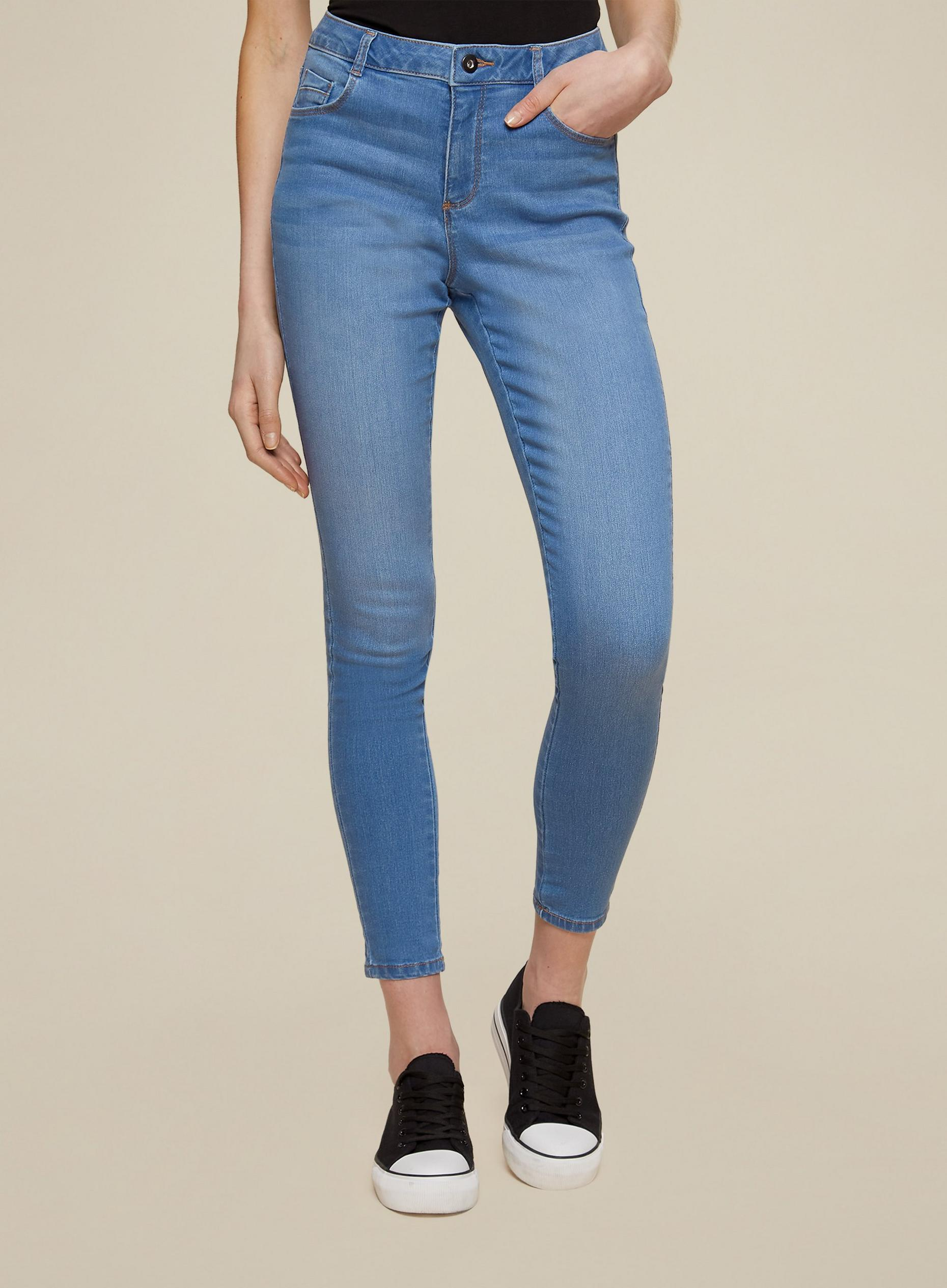 Lightwash Regular Ellis Skinny Jeans