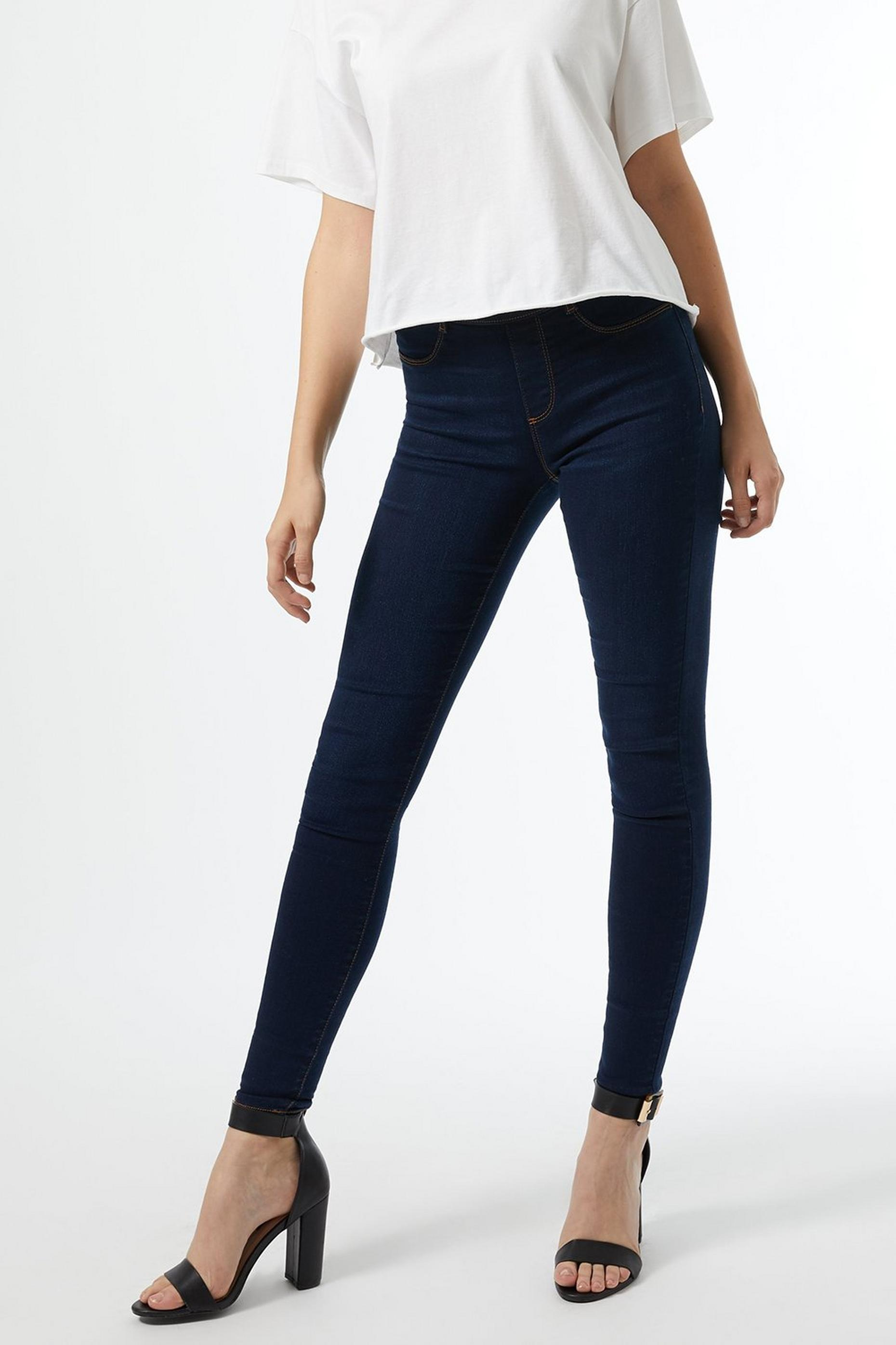 Organic Indigo Regular Premium Eden Jeggings