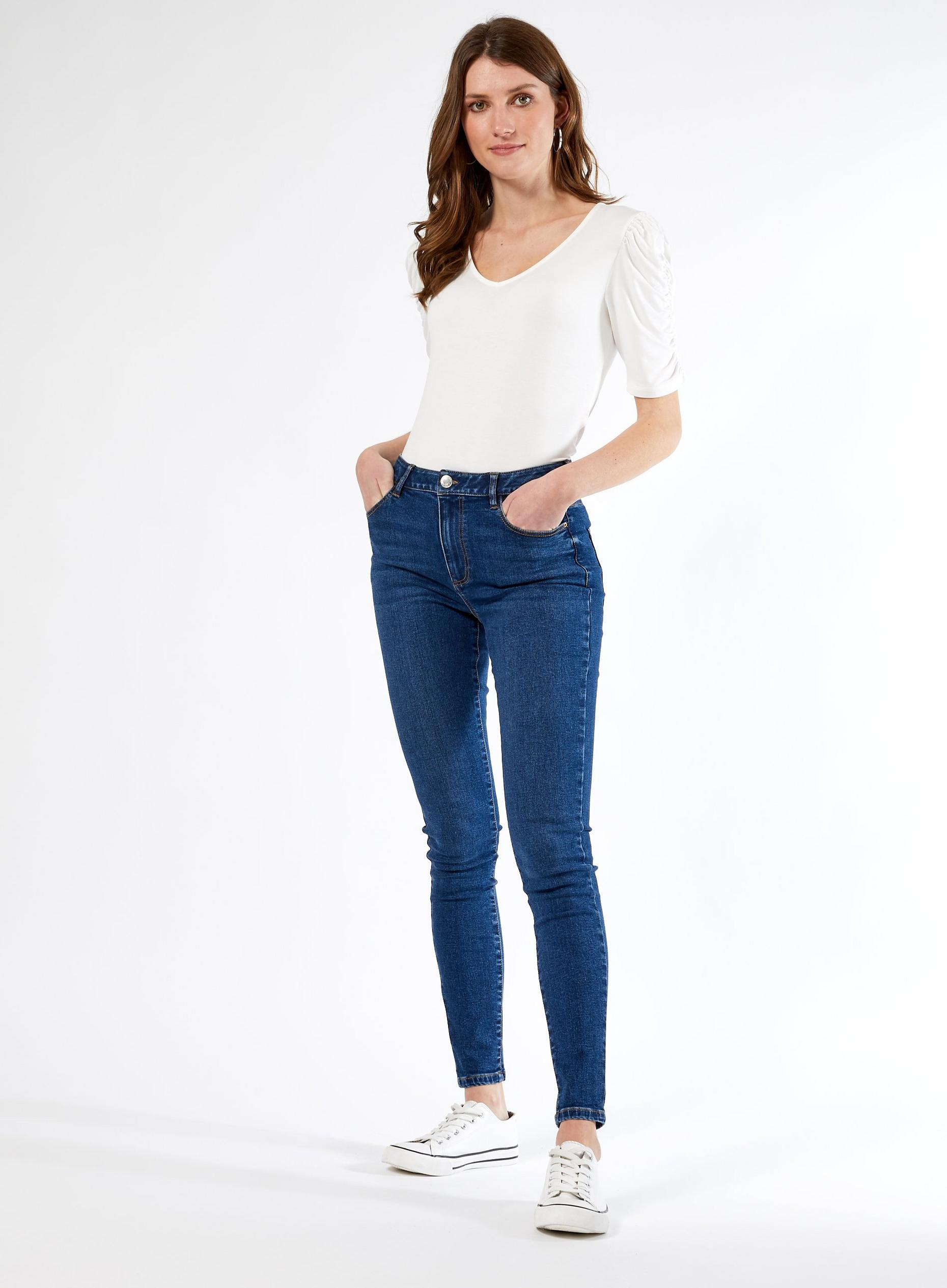 Indigo Regular Alex Jeans