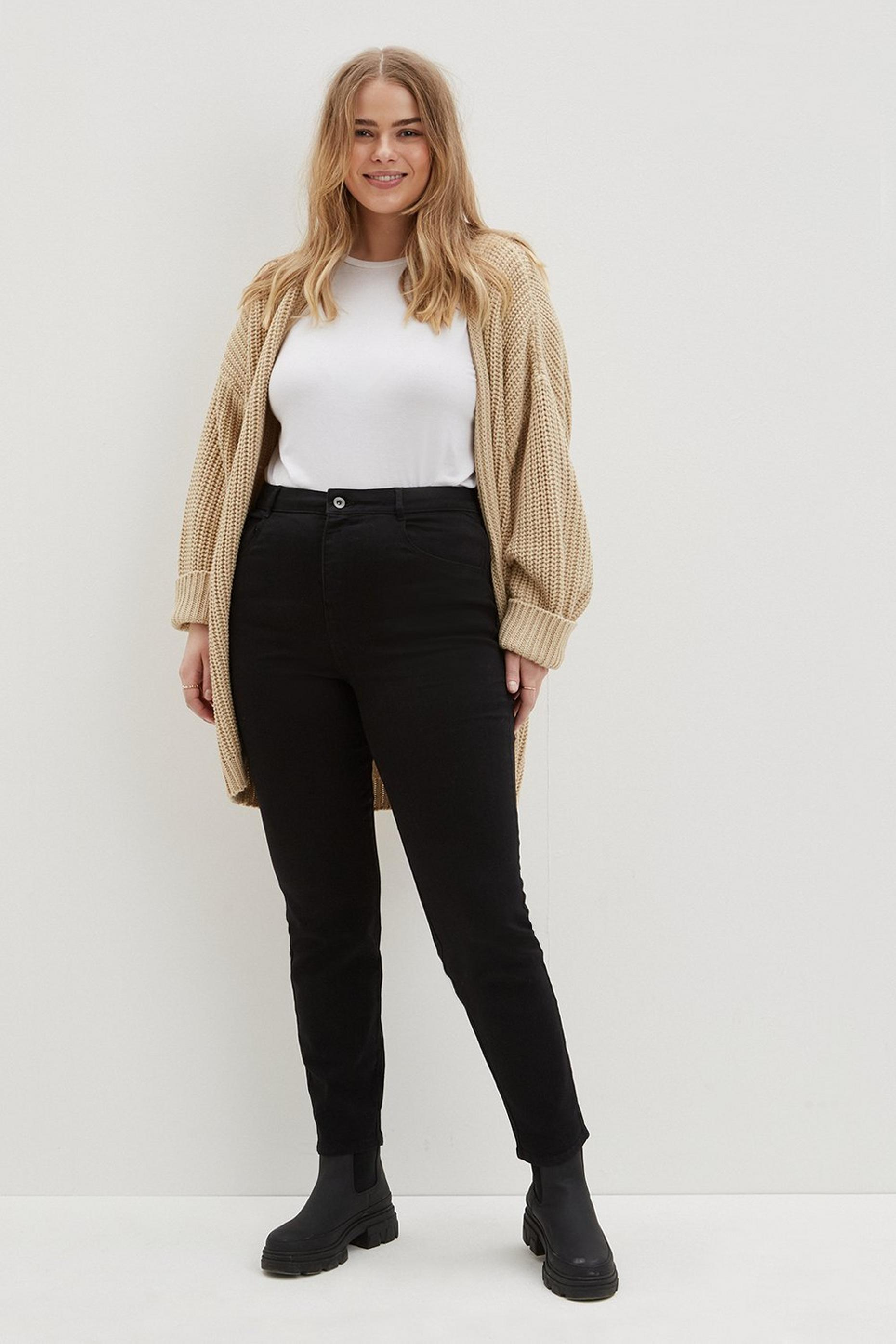 DP Curve Black Ellis Denim Jeans