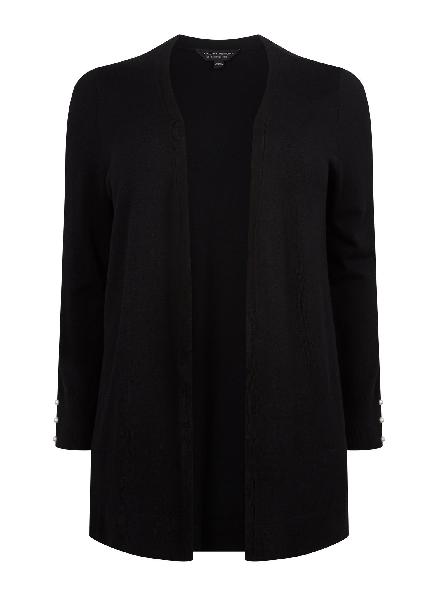105 Curve Black Cardigan image number 2