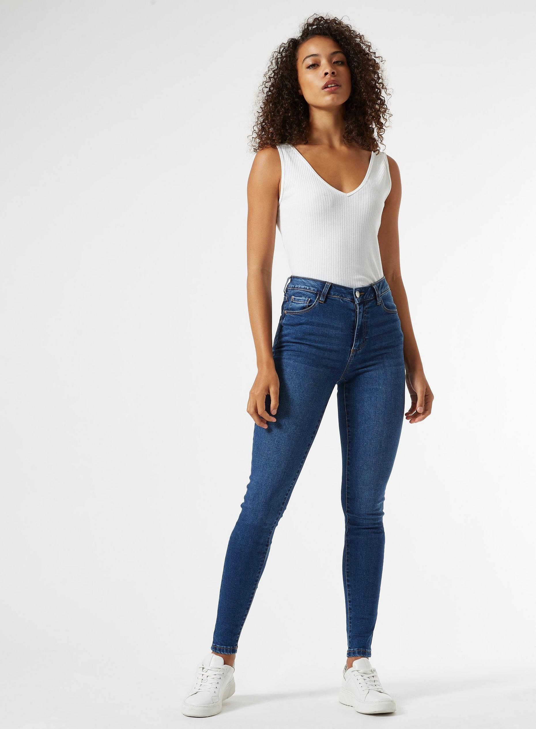 Indigo Blue 'Alex' Denim Jeans