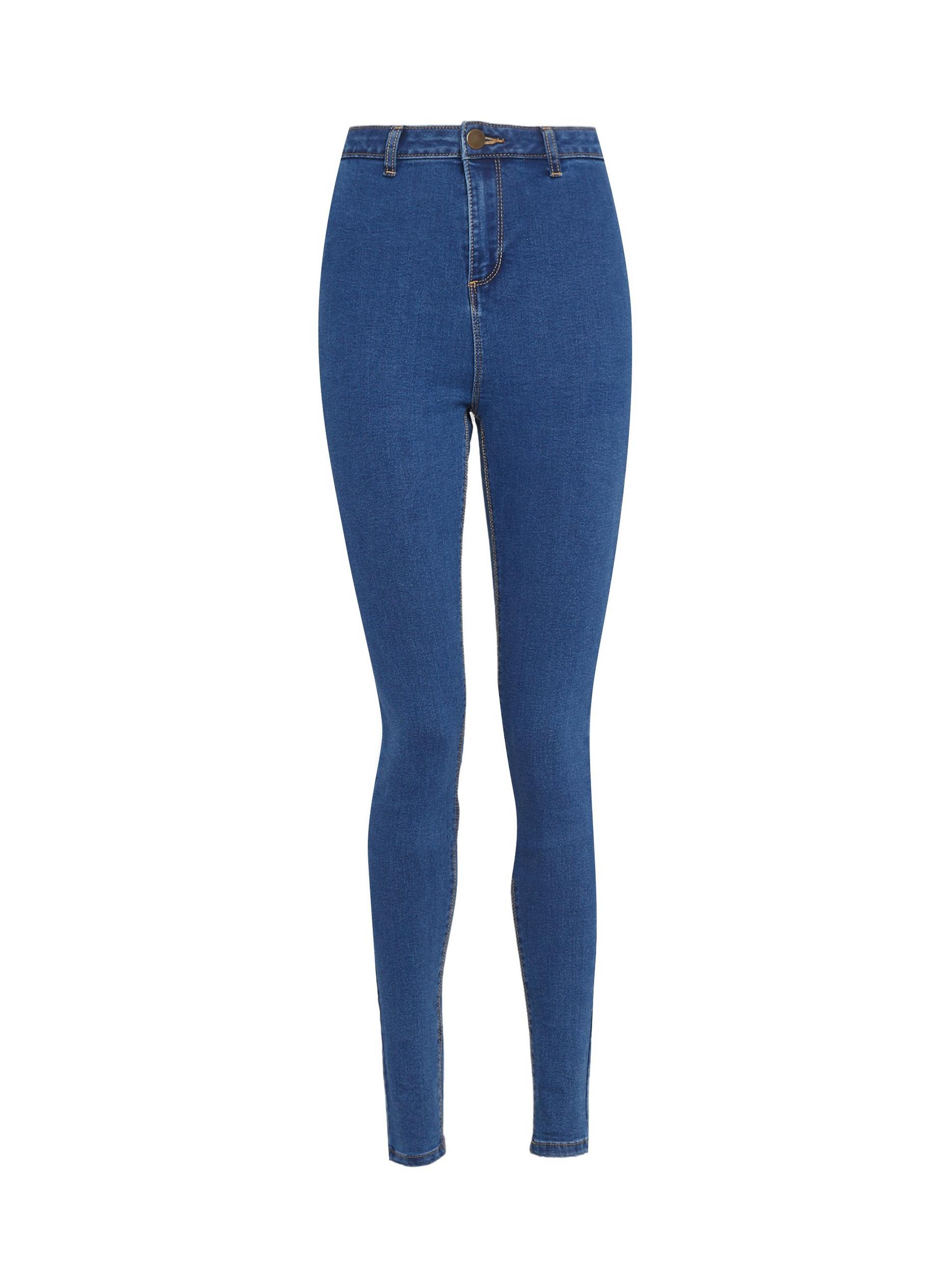 Tall Mid Wash Lyla Jeans