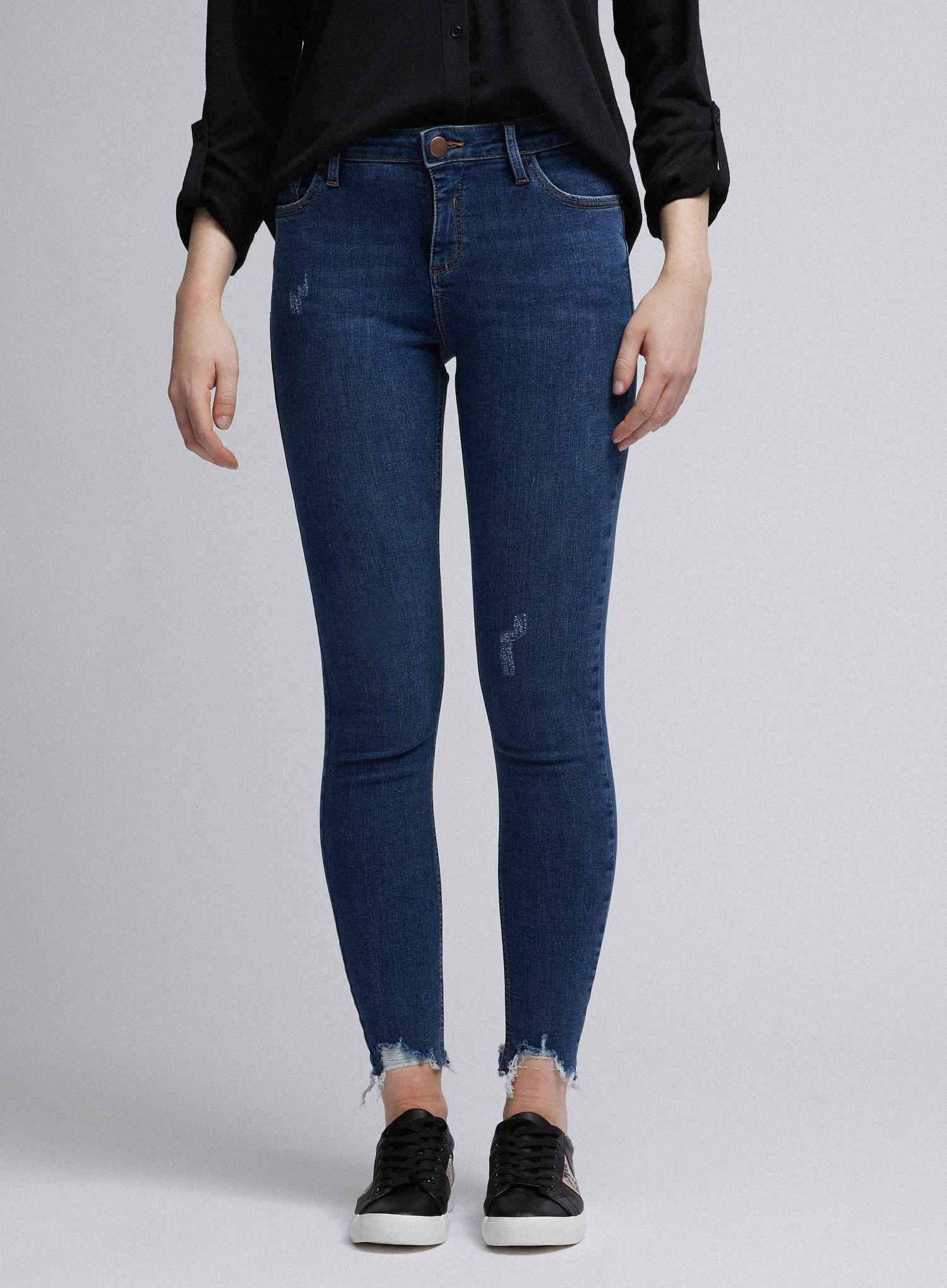 132 Organic Indigo Regular Nibble Darcy Jeans image number 3