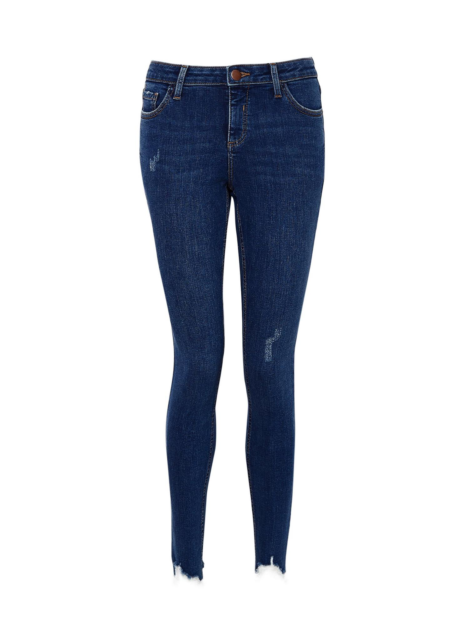 132 Organic Indigo Regular Nibble Darcy Jeans image number 4