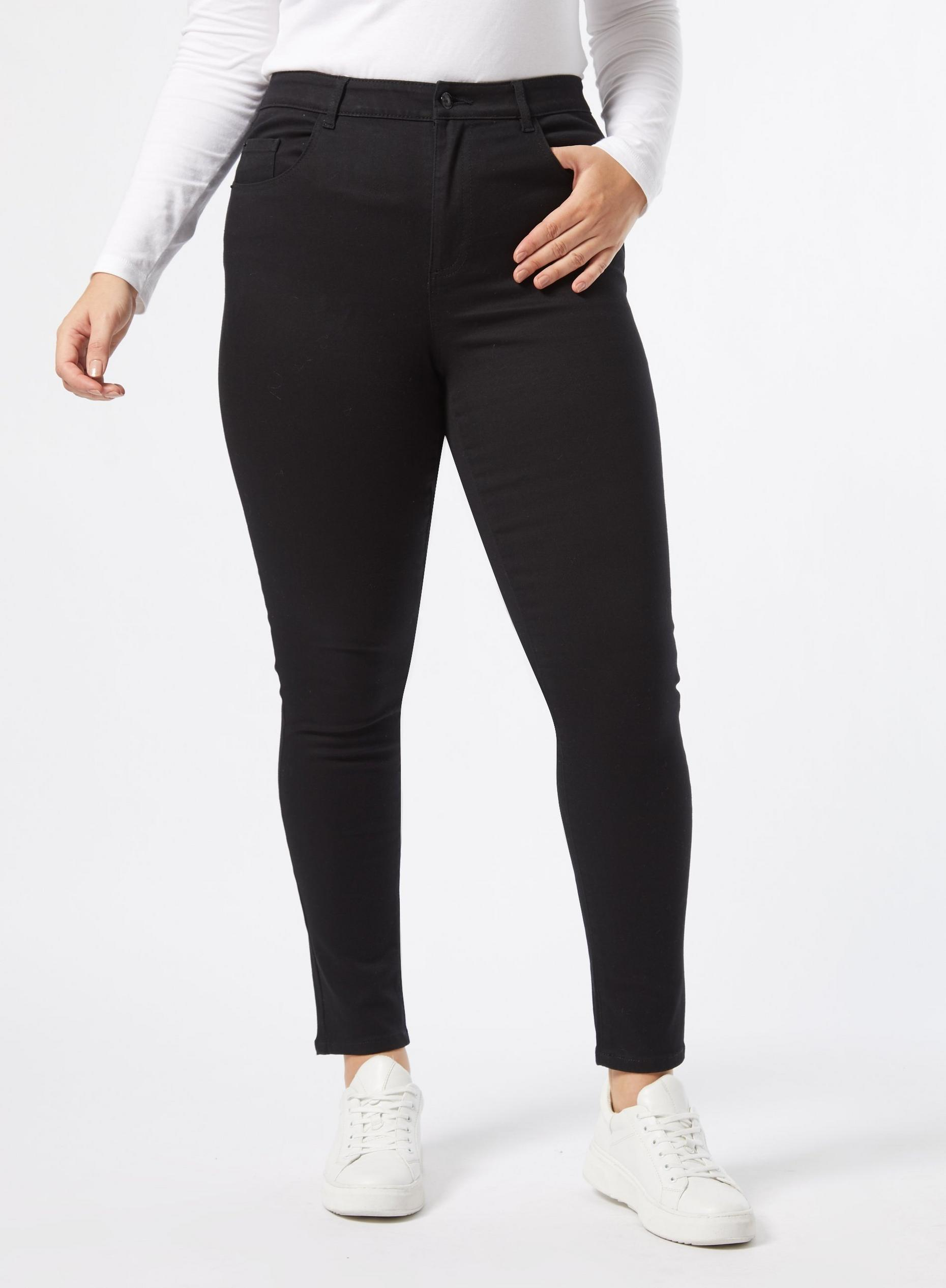 Curve Black Alex Denim Jeans