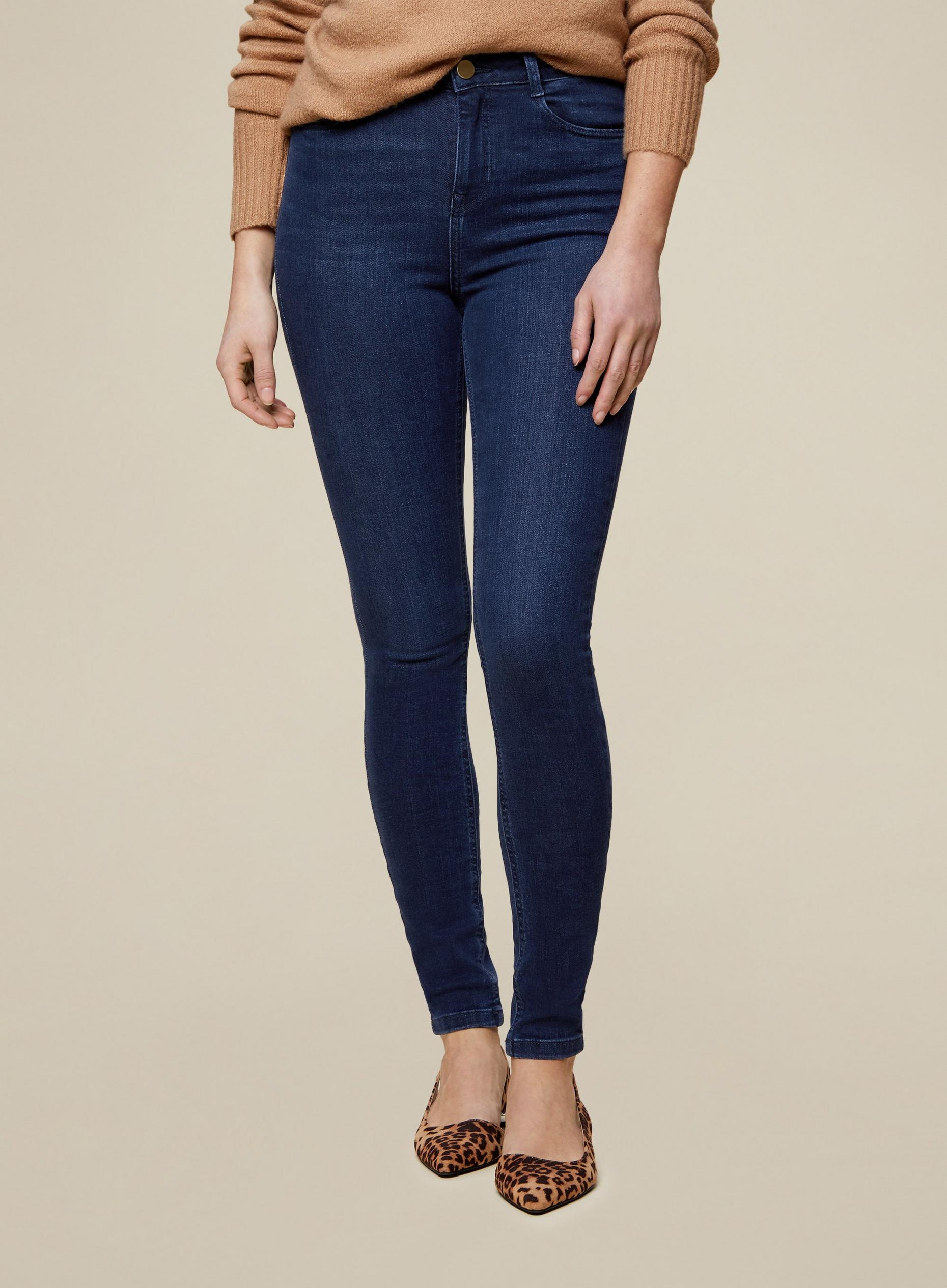 Shape and Lift Long Jeans
