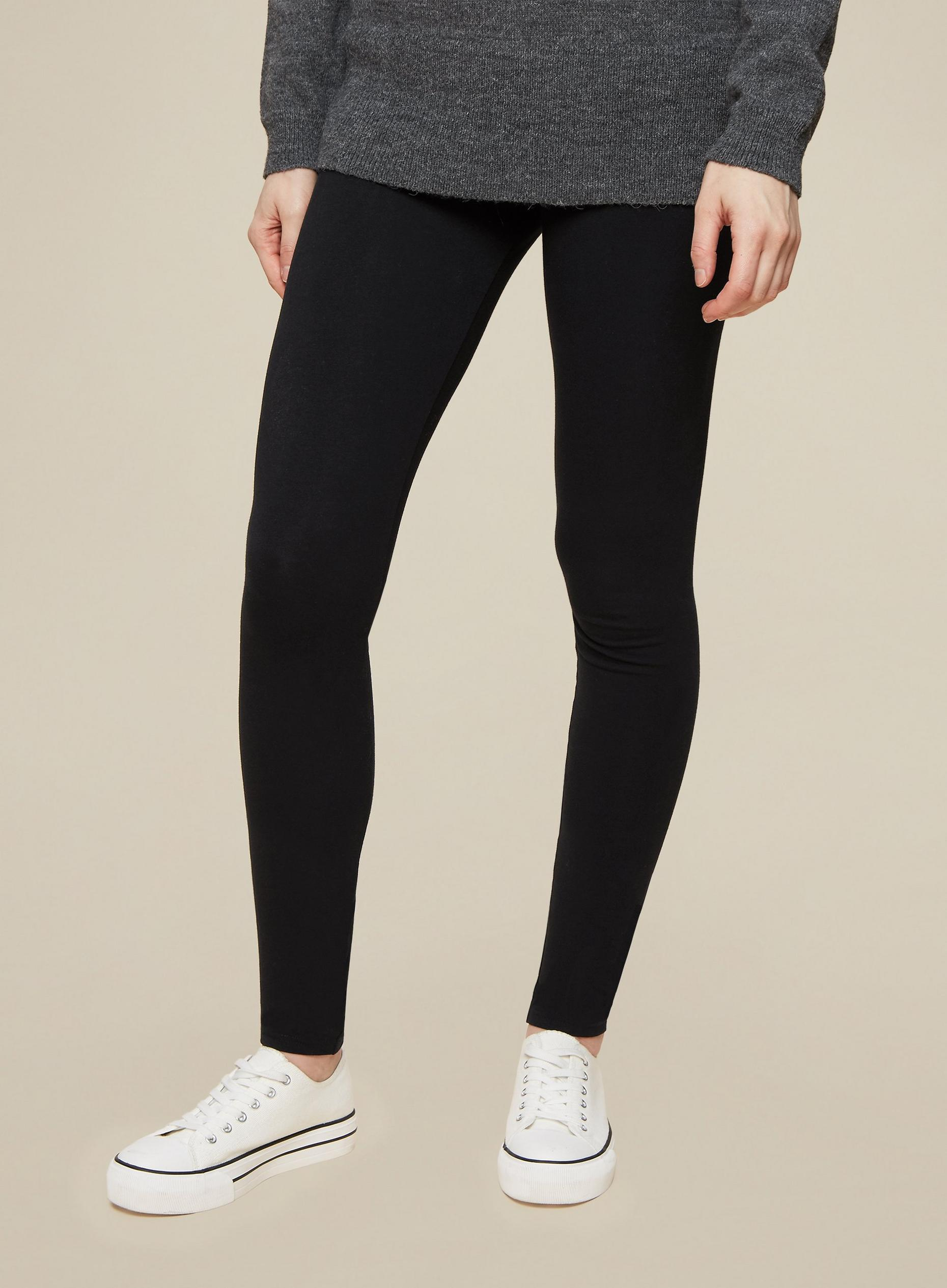 Tall 2 Pack Black Leggings
