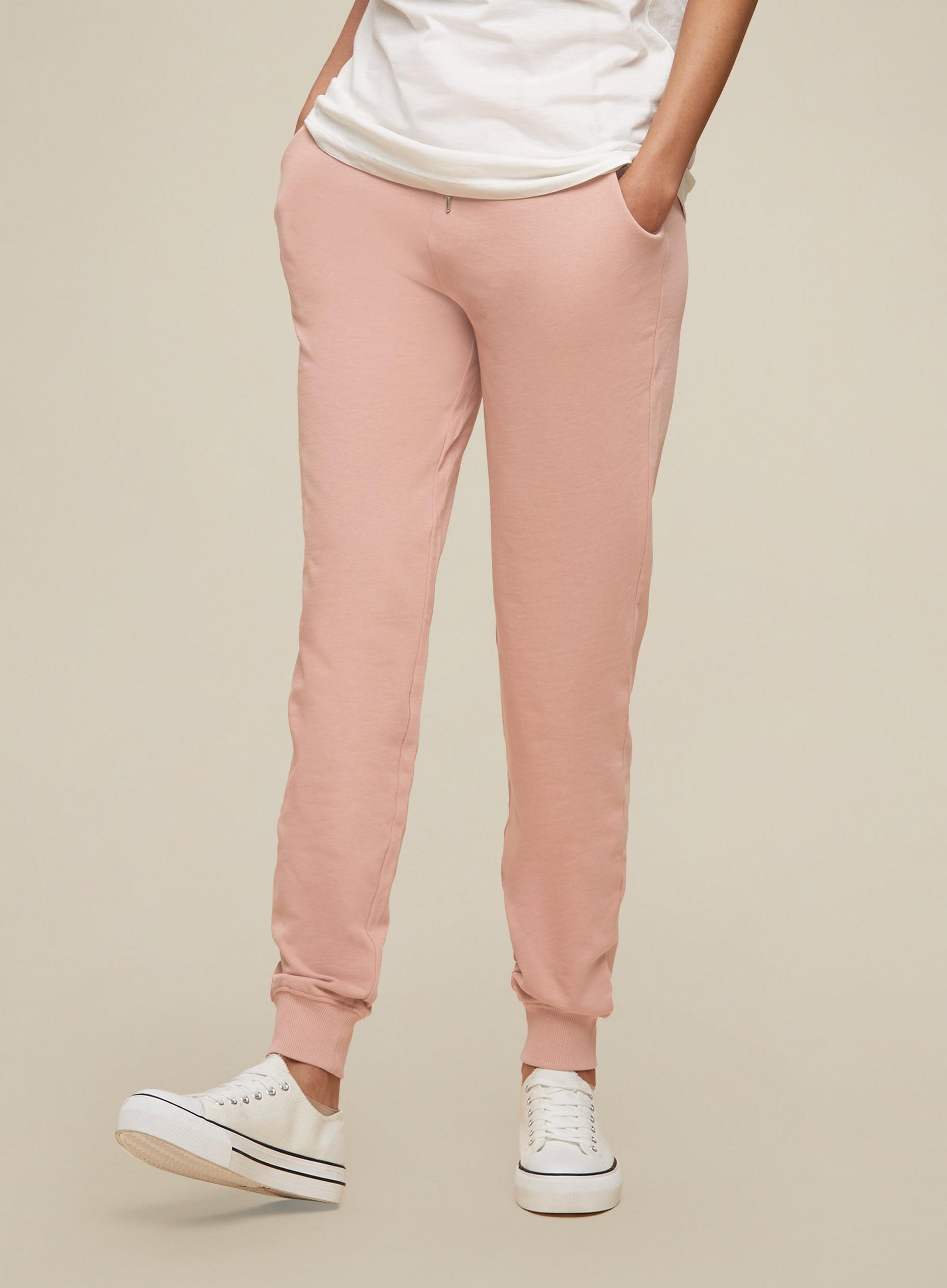 Tall Pink Lounge Joggers