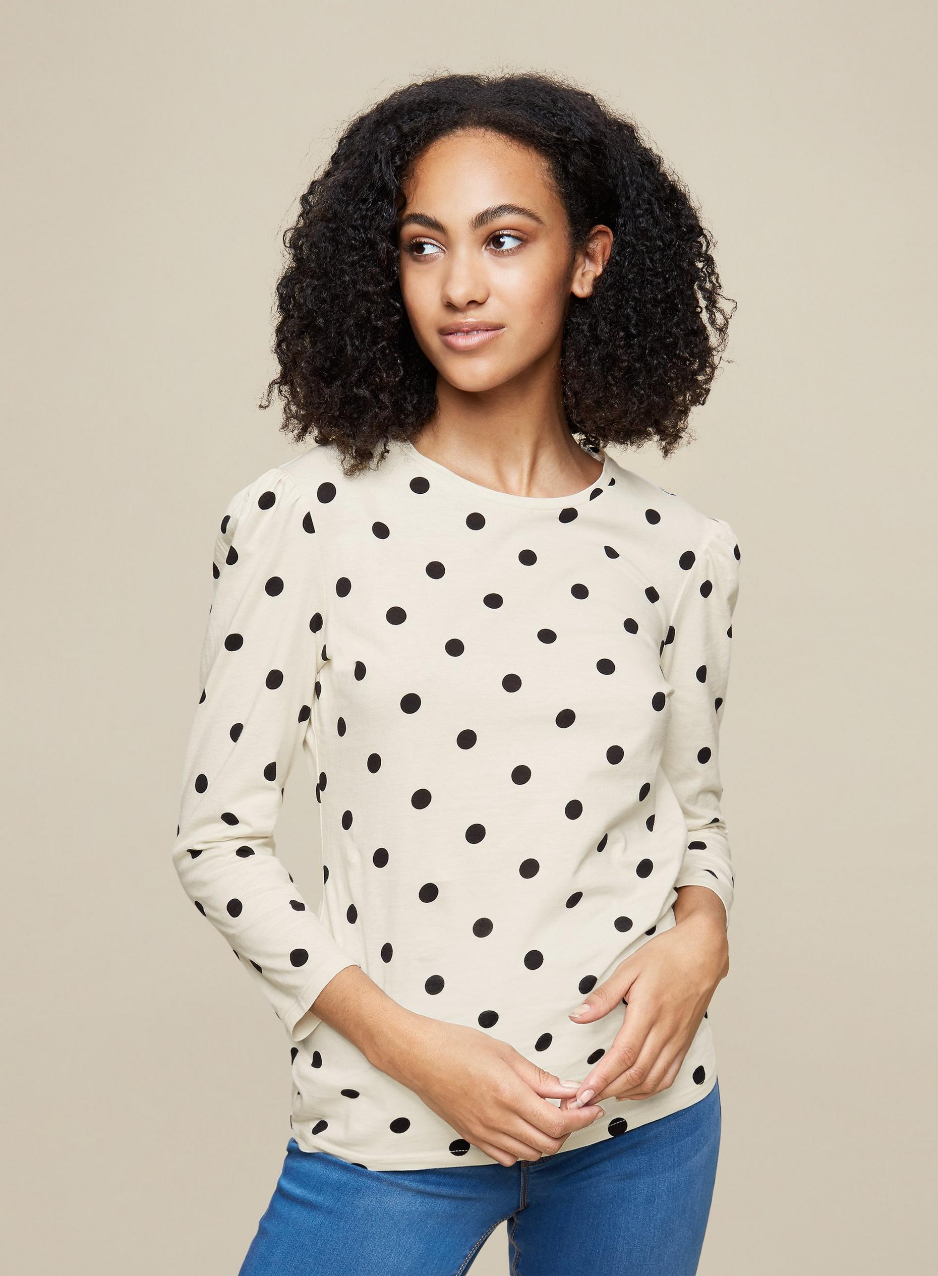 Tall 2 Pack Puff Sleeve Top