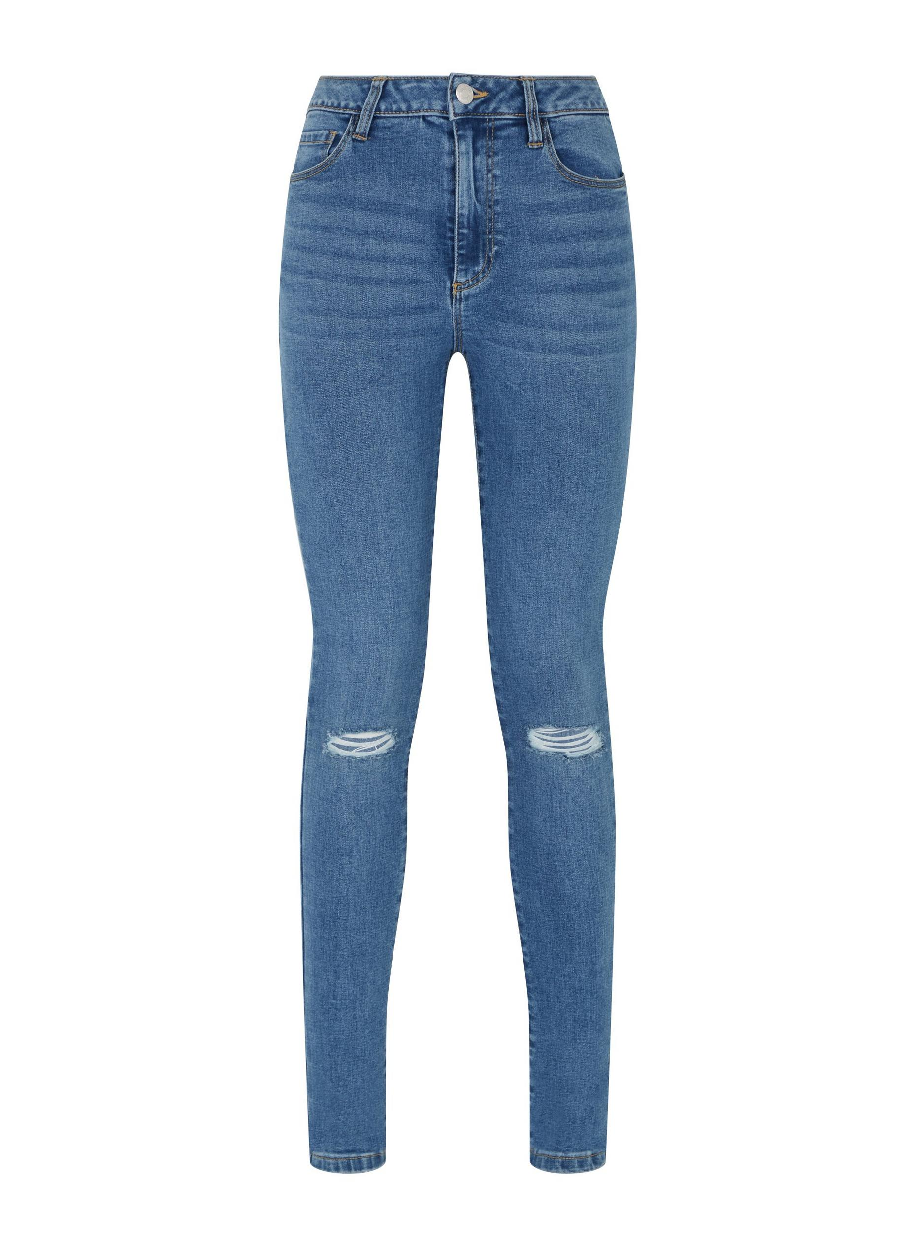 Tall Blue Light Wash Alex Denim Jeans