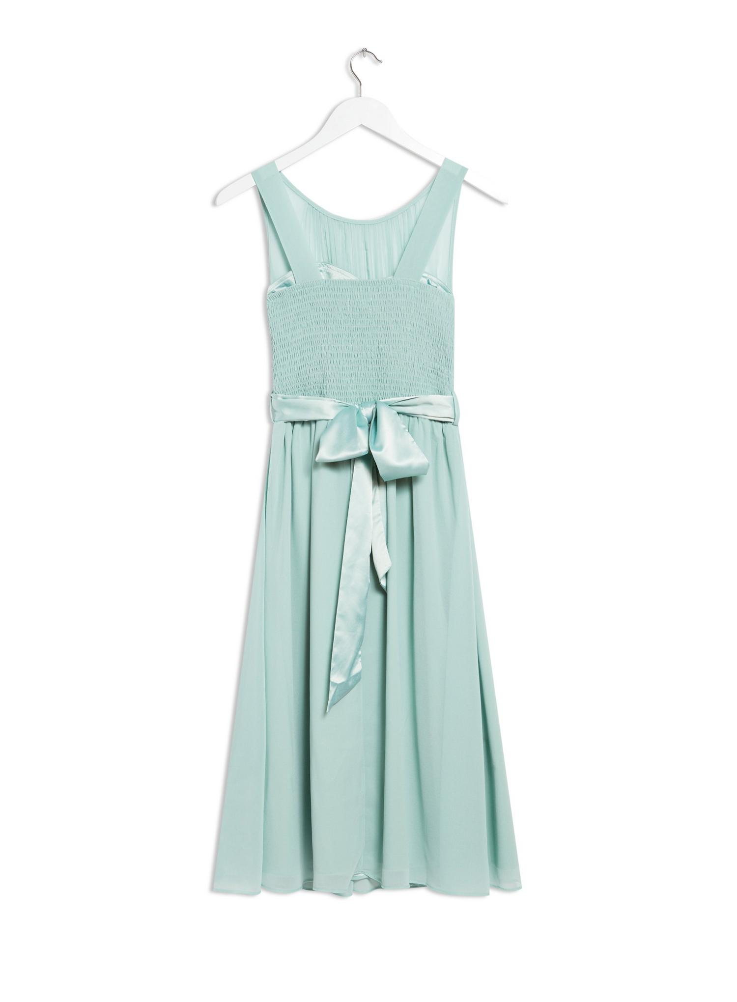 130 Green Bethany Bridesmaid Midi Dress image number 2