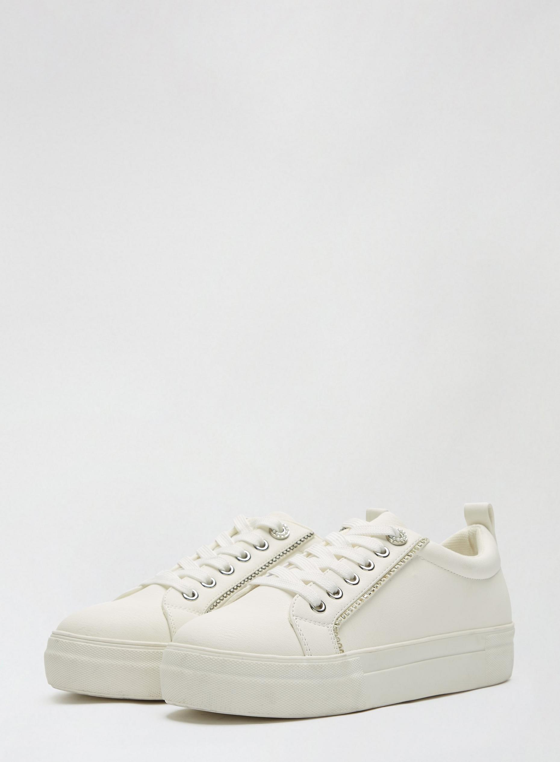 White Inaya Trainers