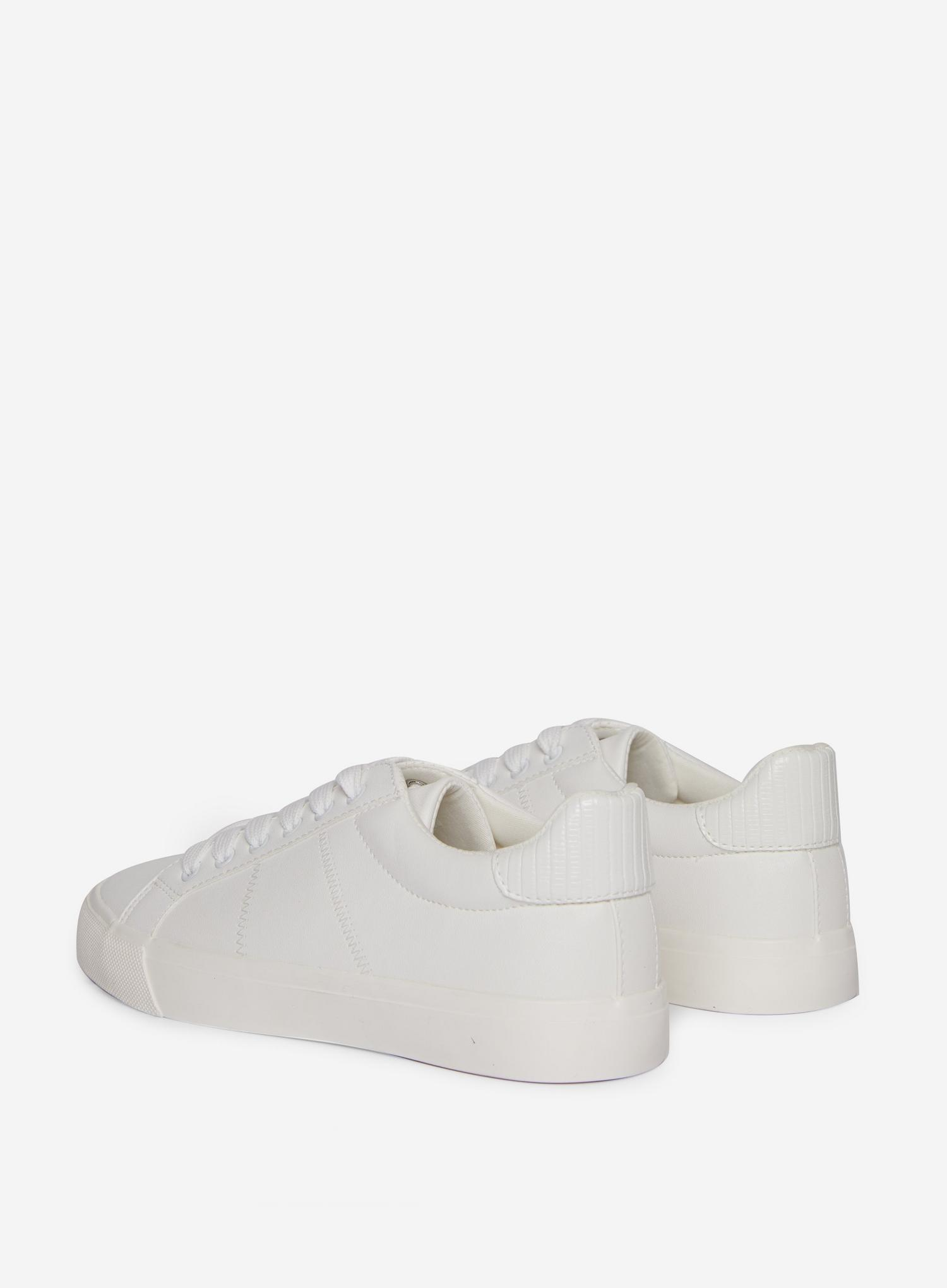 173 White Ink Trainers image number 4