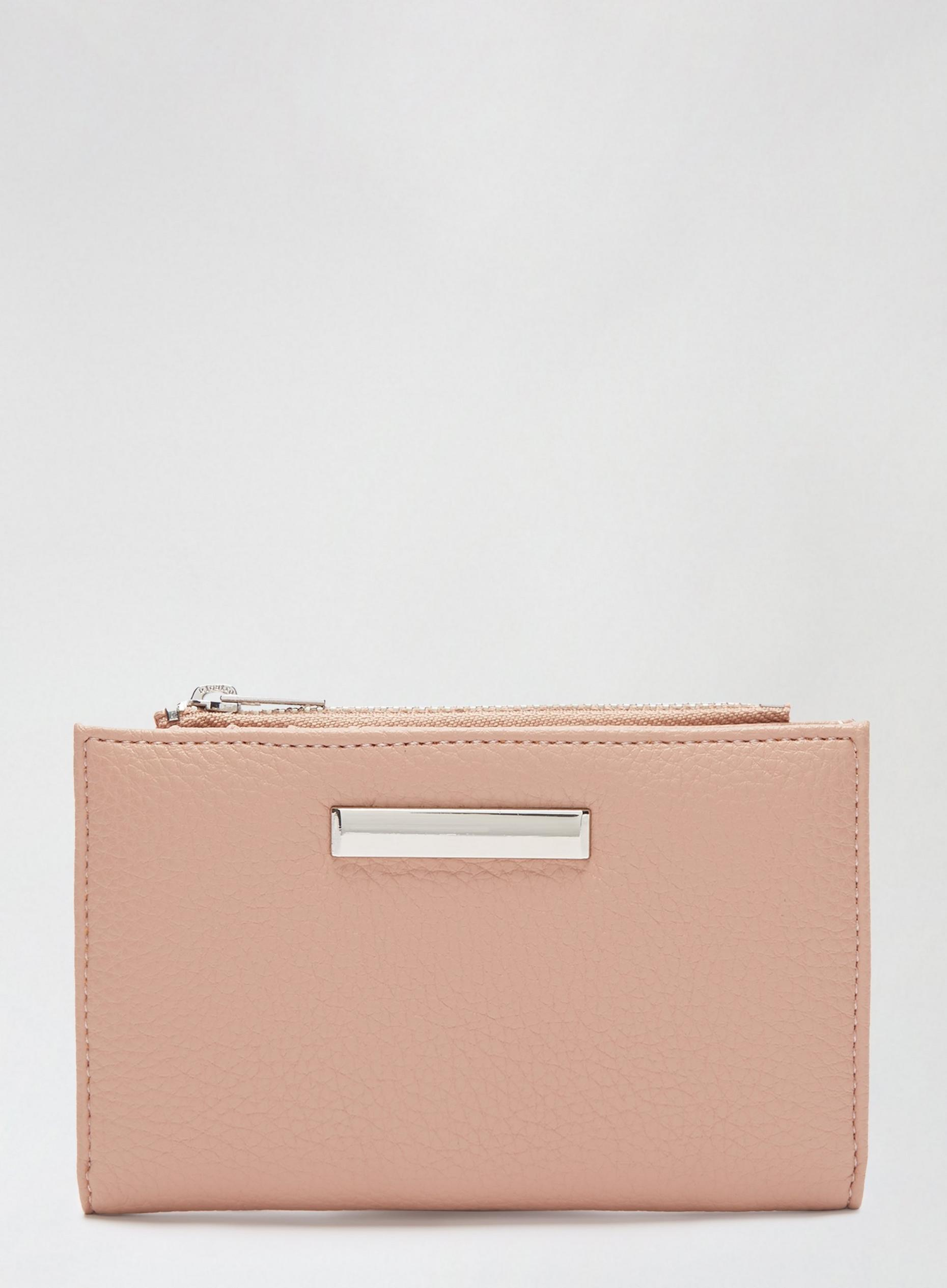 Blush Grain Purse